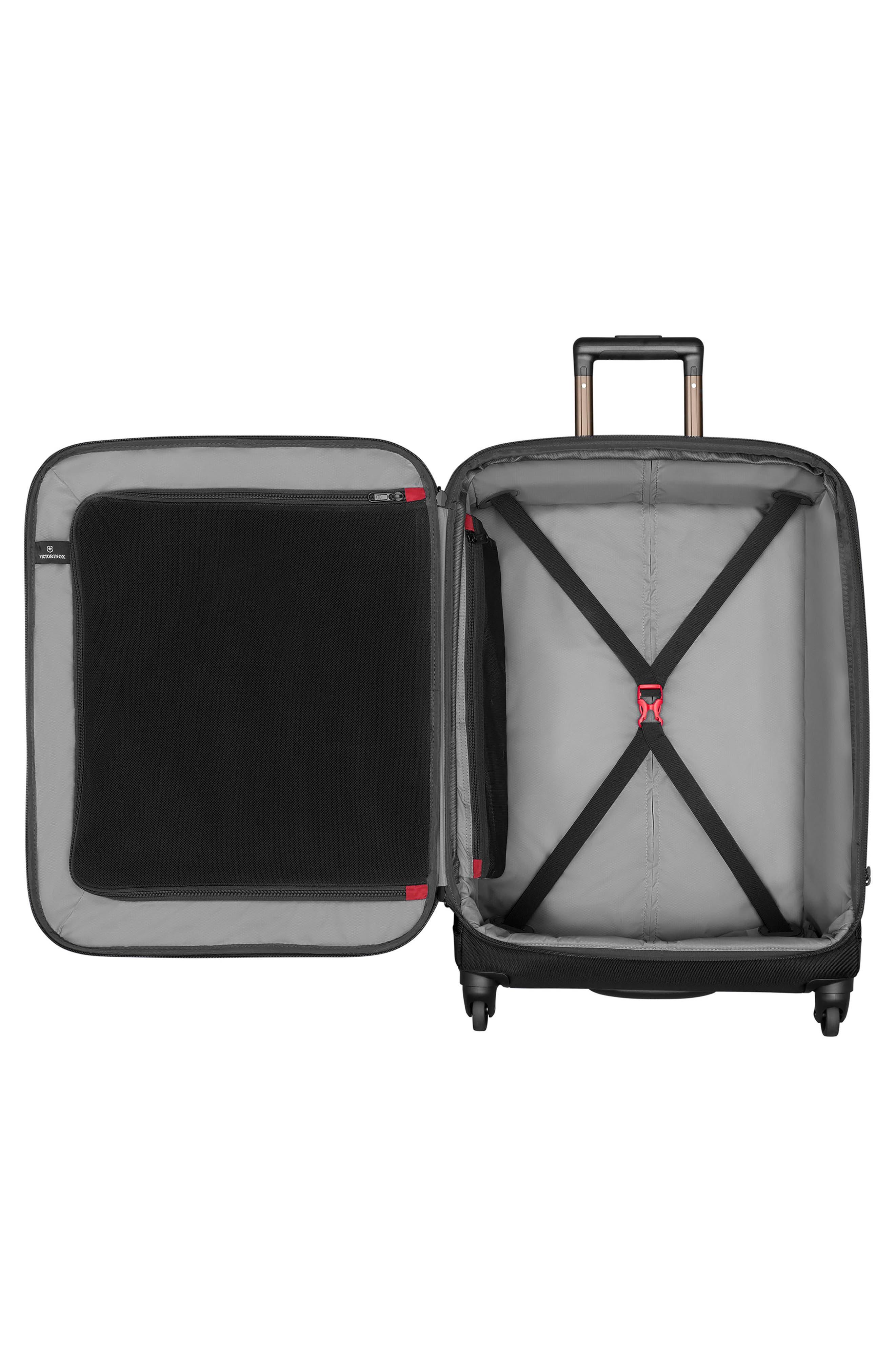 Avolve 3.0 27-Inch Wheeled Packing Case,                             Alternate thumbnail 2, color,                             BLACK
