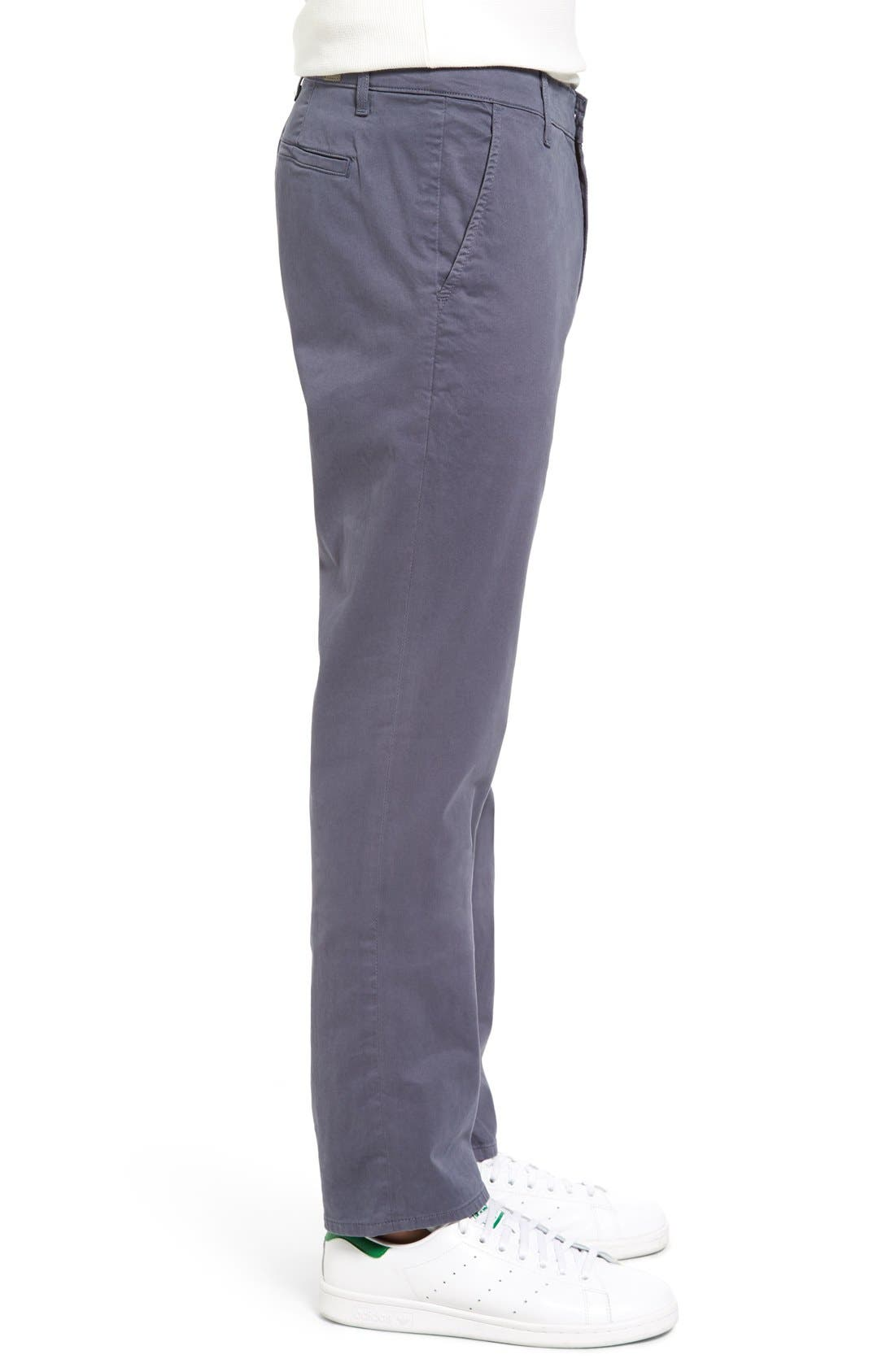 'The Lux' Tailored Straight Leg Chinos,                             Alternate thumbnail 48, color,