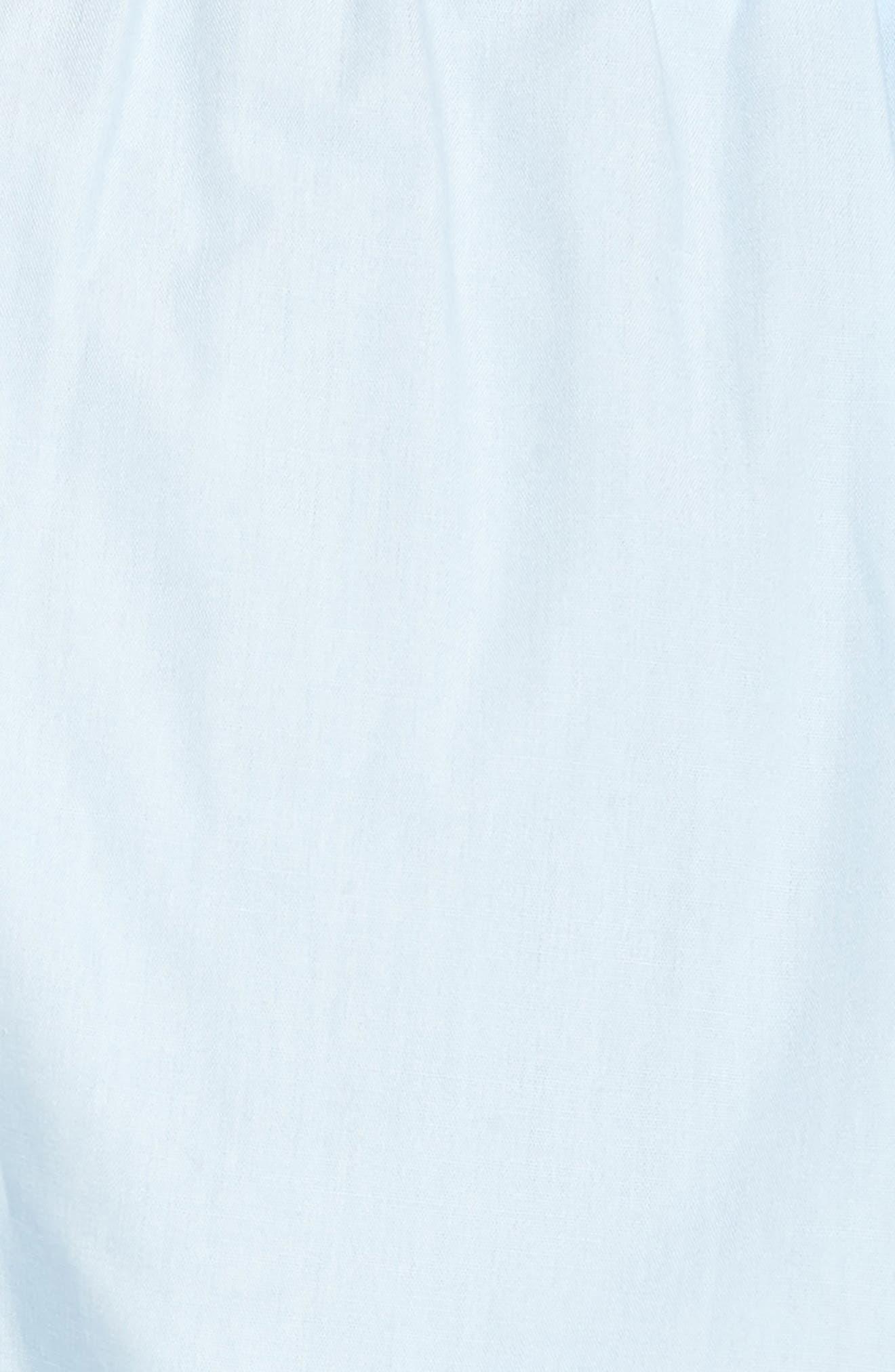 3-Pack Cotton Boxers,                             Alternate thumbnail 6, color,                             WHITE/ LIGHT BLUE/ CRUISE NAVY