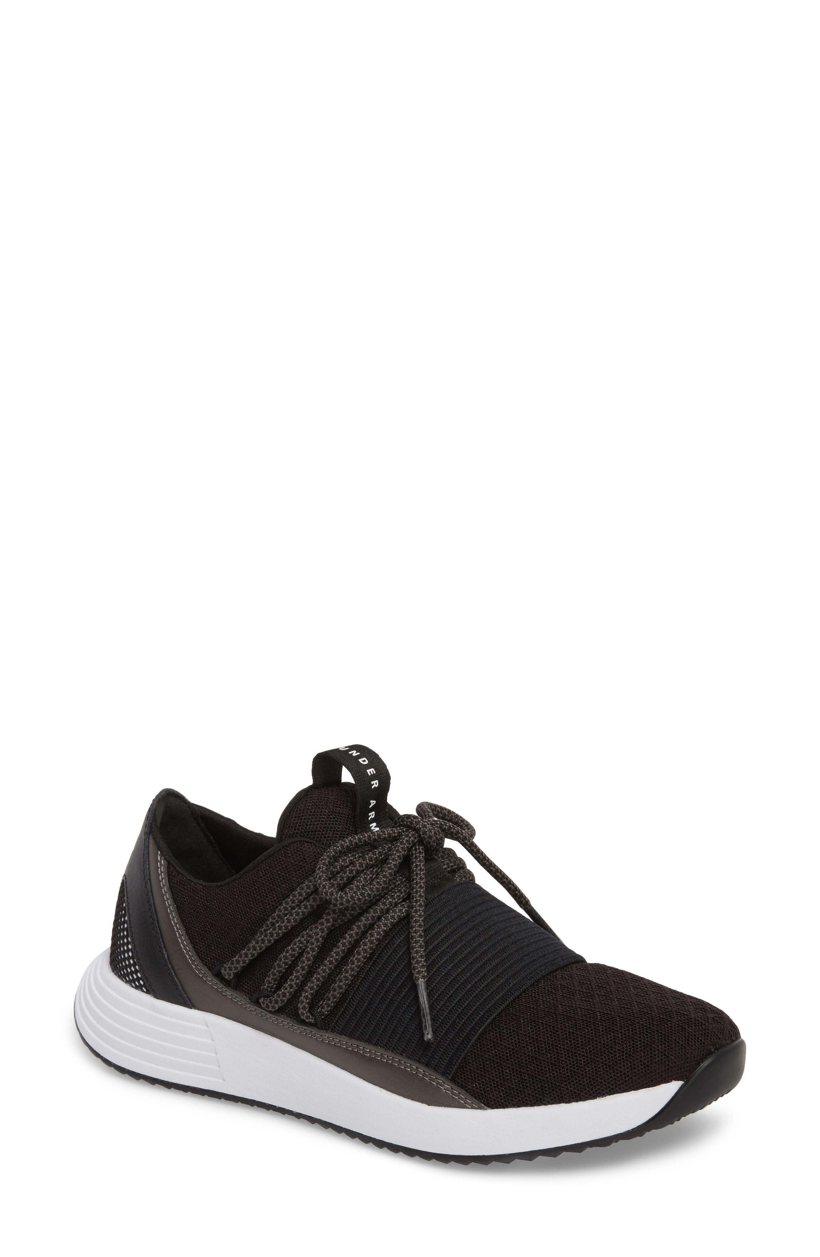 Breathe Low Top Sneaker,                         Main,                         color, 001