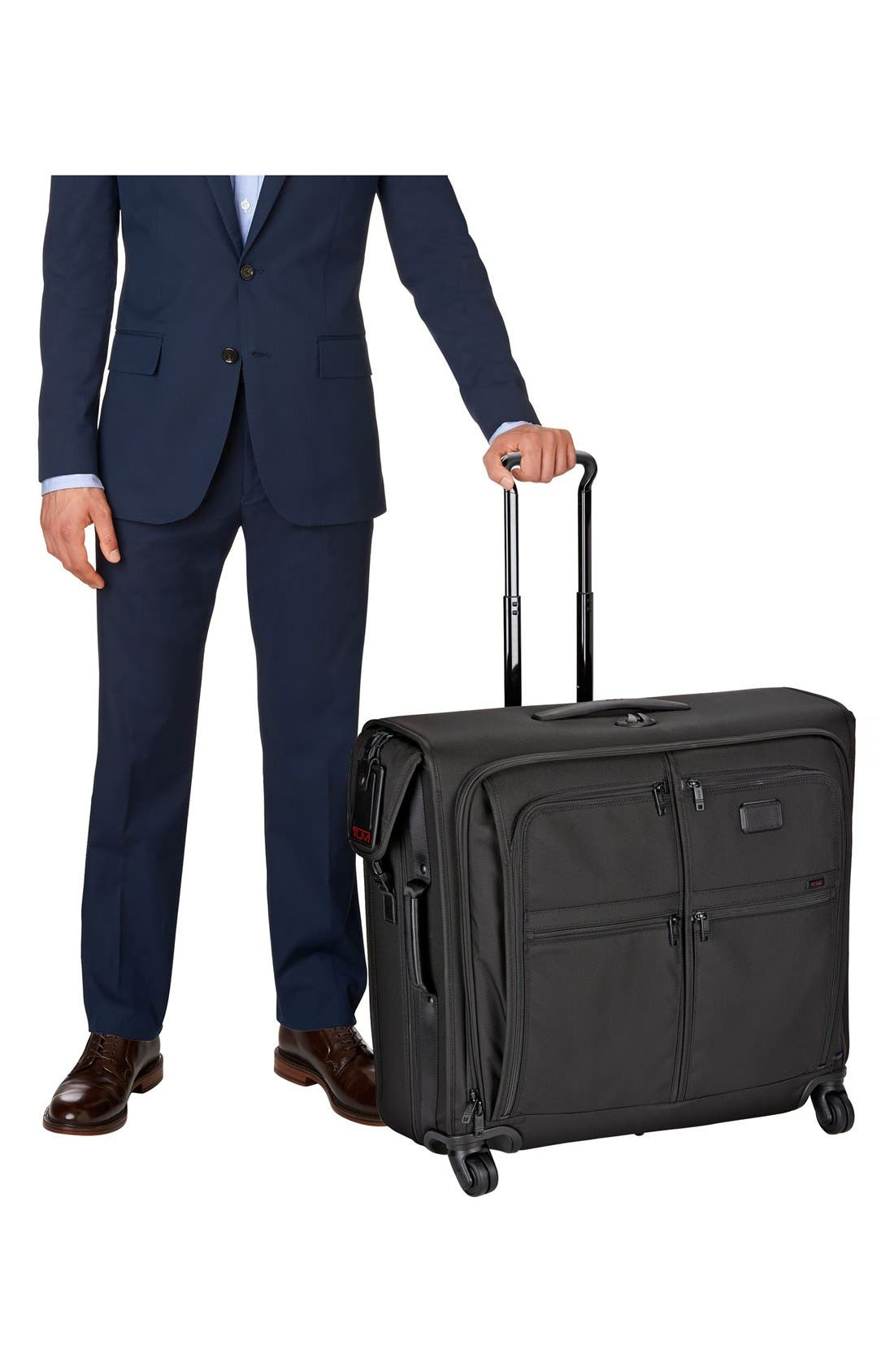 Alpha 2 Extended Trip Wheeled Garment Bag,                             Alternate thumbnail 6, color,