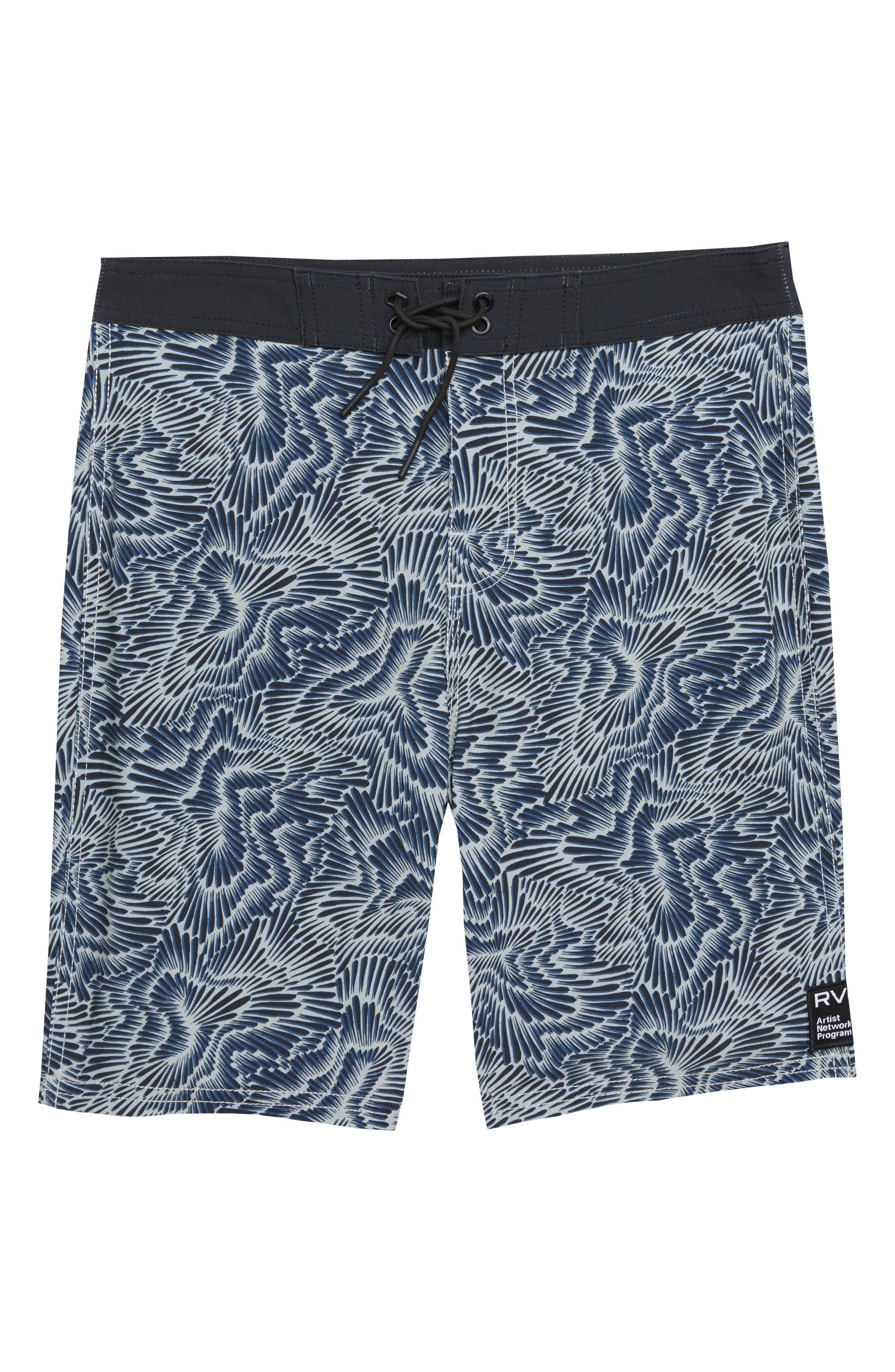 Halston Board Shorts,                         Main,                         color, MIRAGE