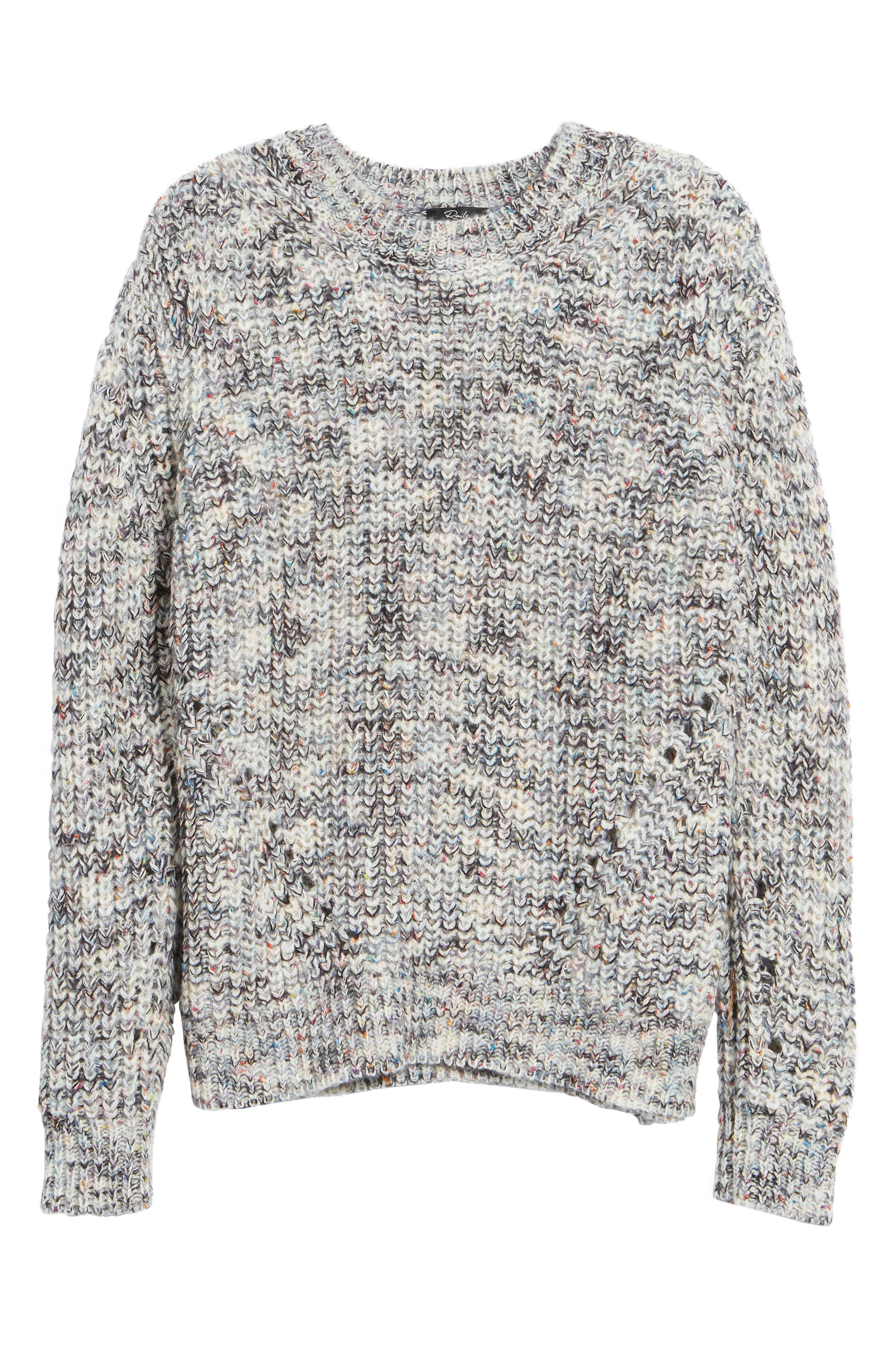 Lux Sweater,                             Alternate thumbnail 6, color,
