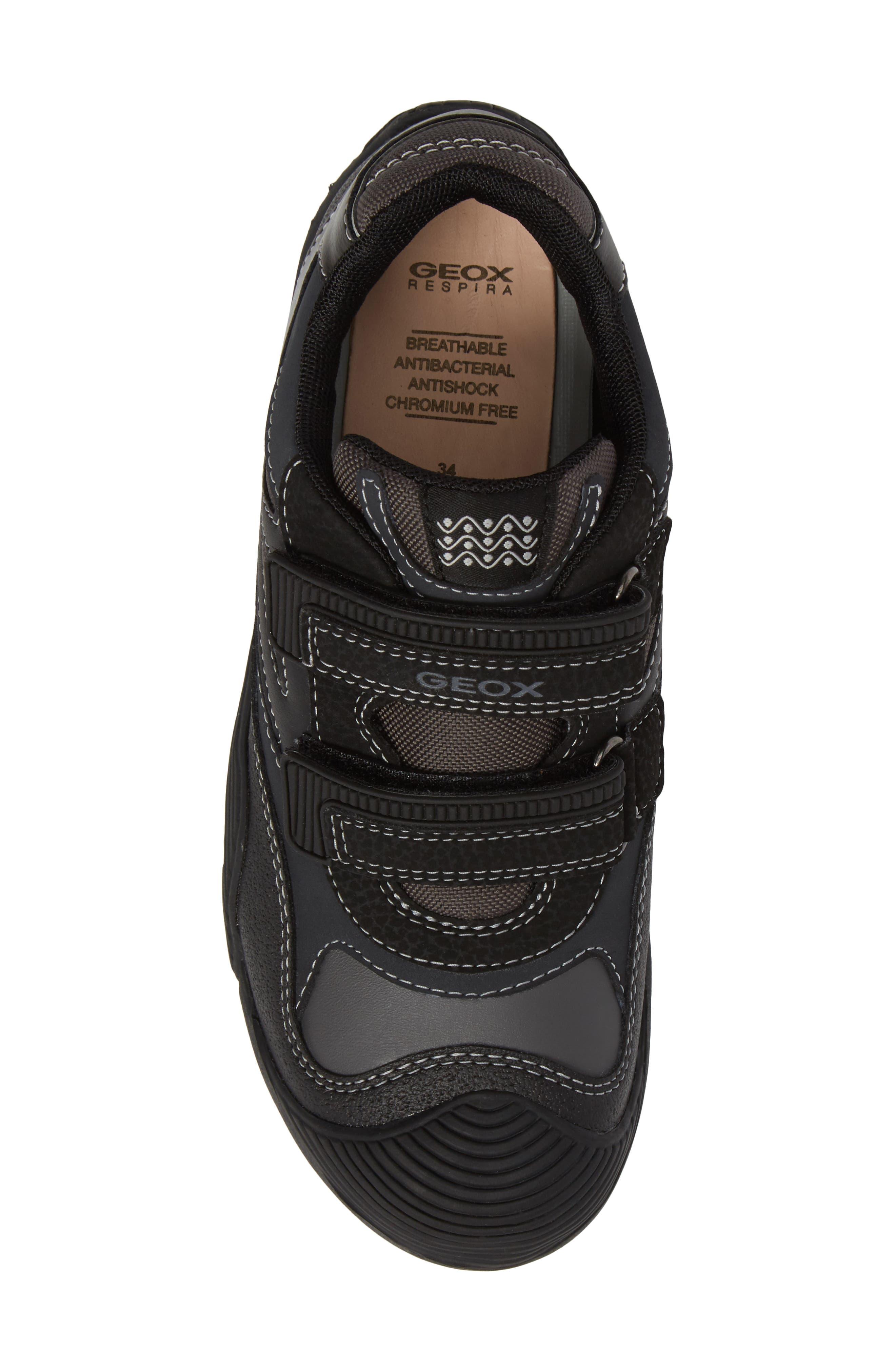 GEOX,                             Savage Sneaker,                             Alternate thumbnail 5, color,                             002