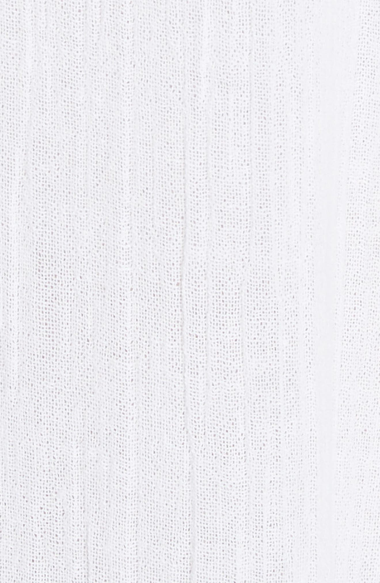 Abbie Crinkle Maxi Dress,                             Alternate thumbnail 6, color,                             900
