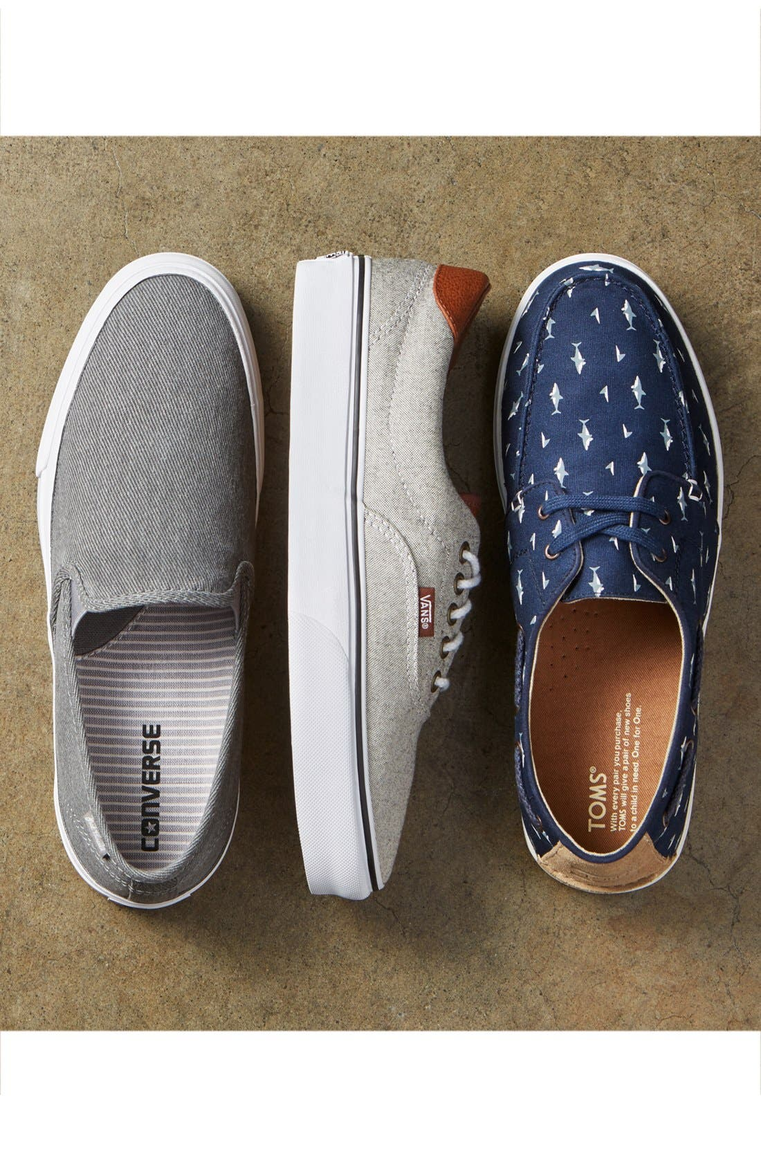 'Culver' Boat Shoe,                             Alternate thumbnail 7, color,                             CANVAS EMBROIDERED WHALE