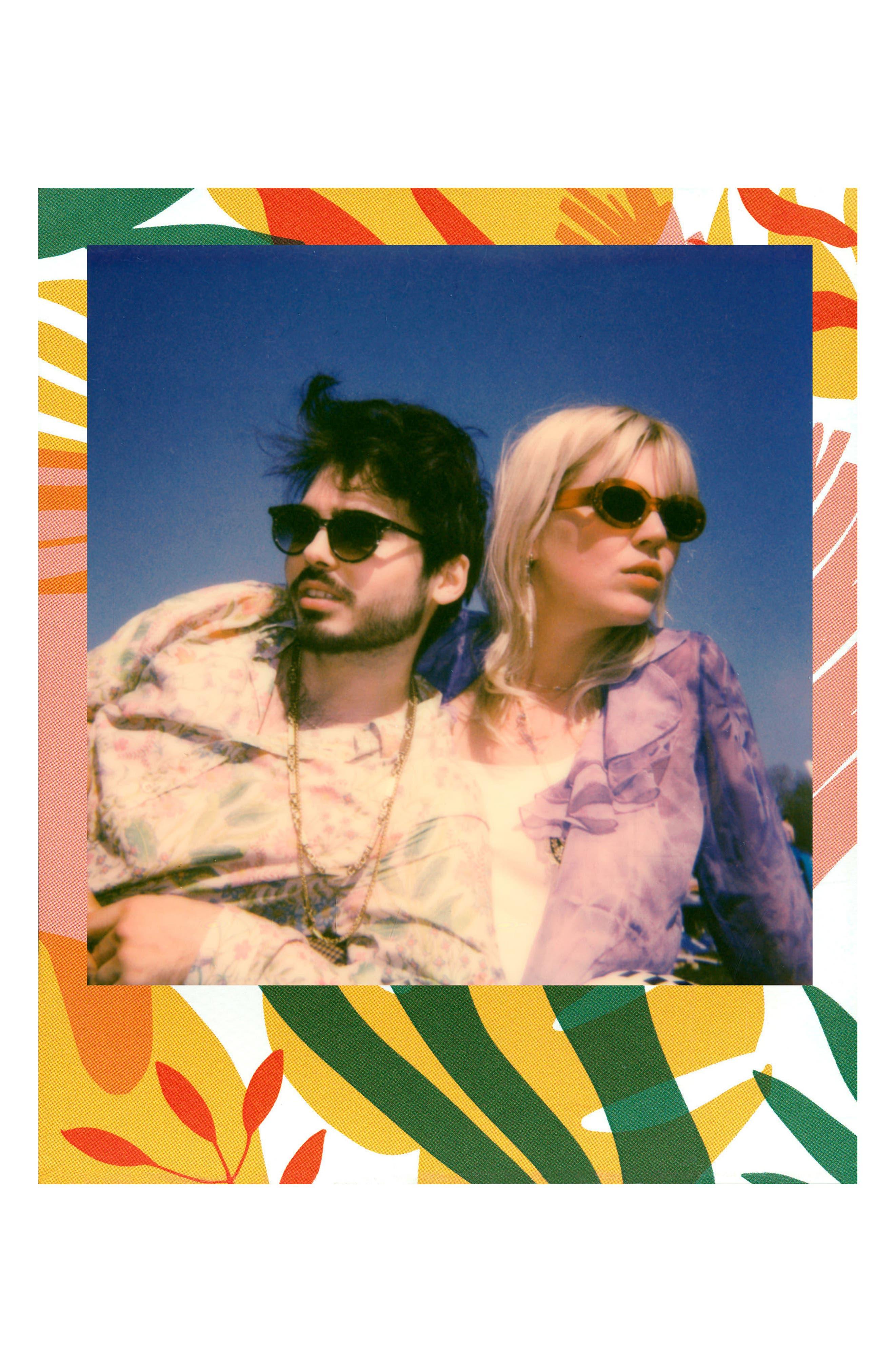 Tropics Edition 600 Color Instant Film,                             Alternate thumbnail 4, color,                             MULTI