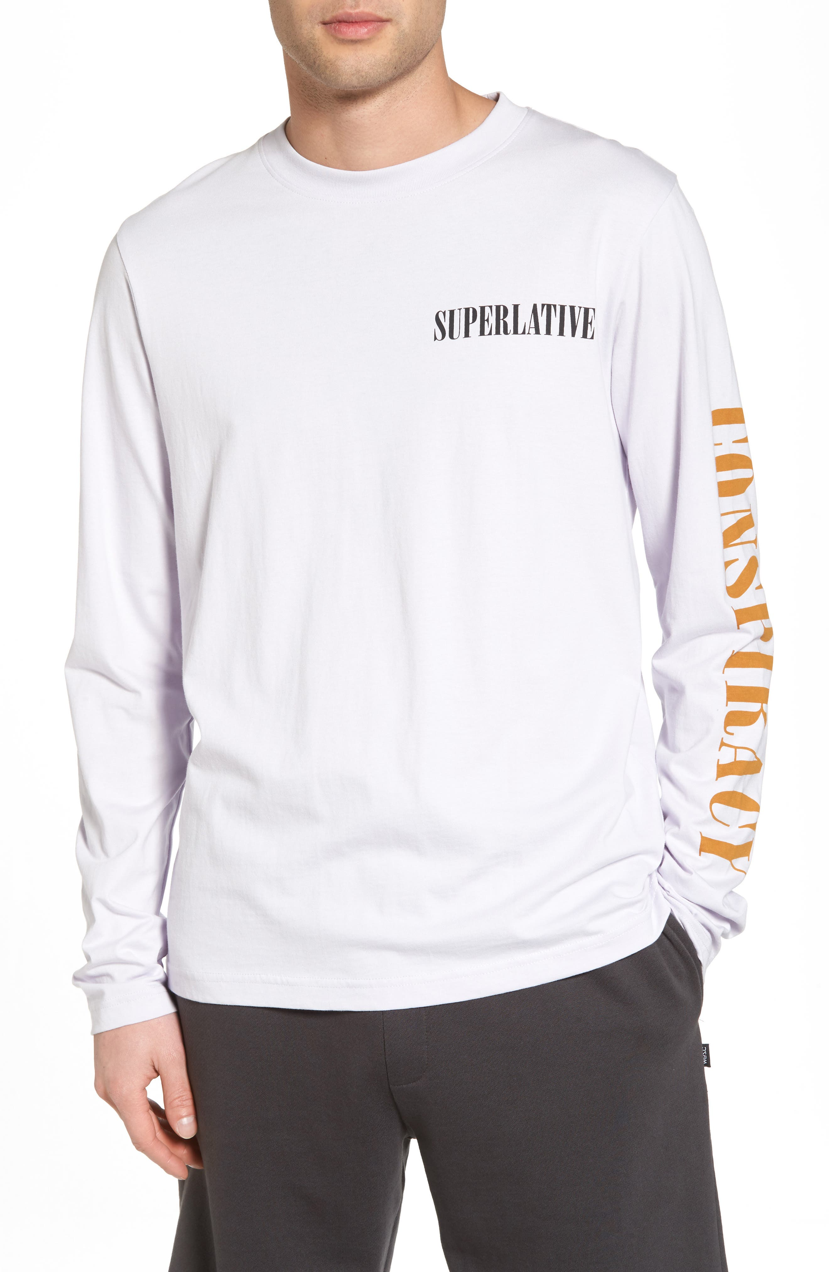 Makai Graphic T-Shirt,                         Main,                         color, LIGHT LILAC