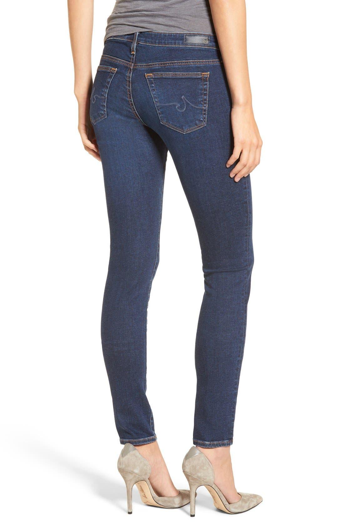 'The Legging' Super Skinny Jeans,                             Alternate thumbnail 52, color,