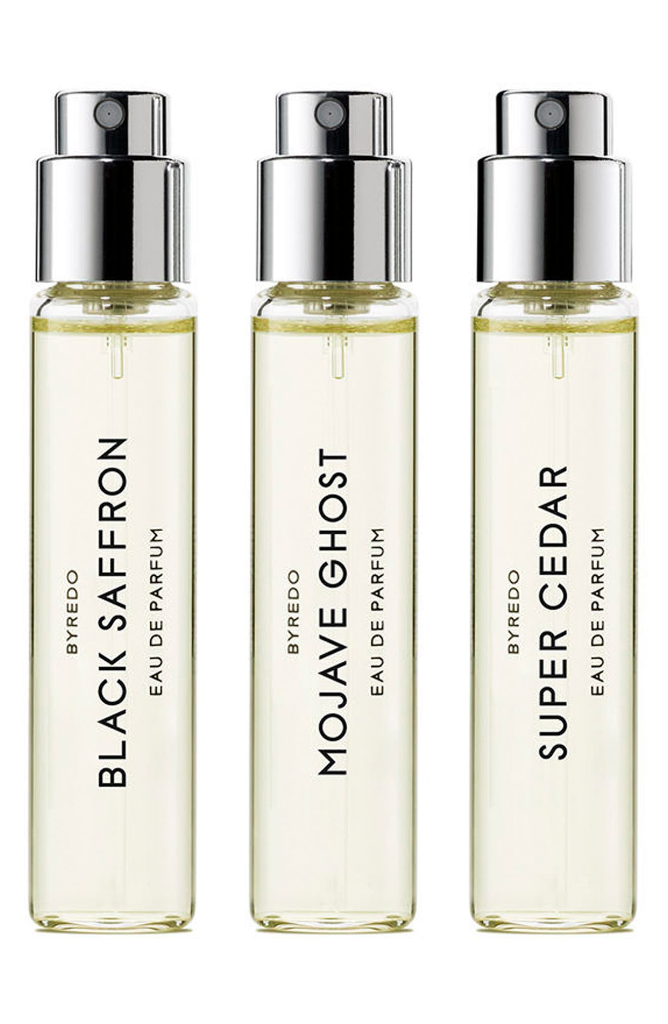 Byredo La Selection Boisee Trio