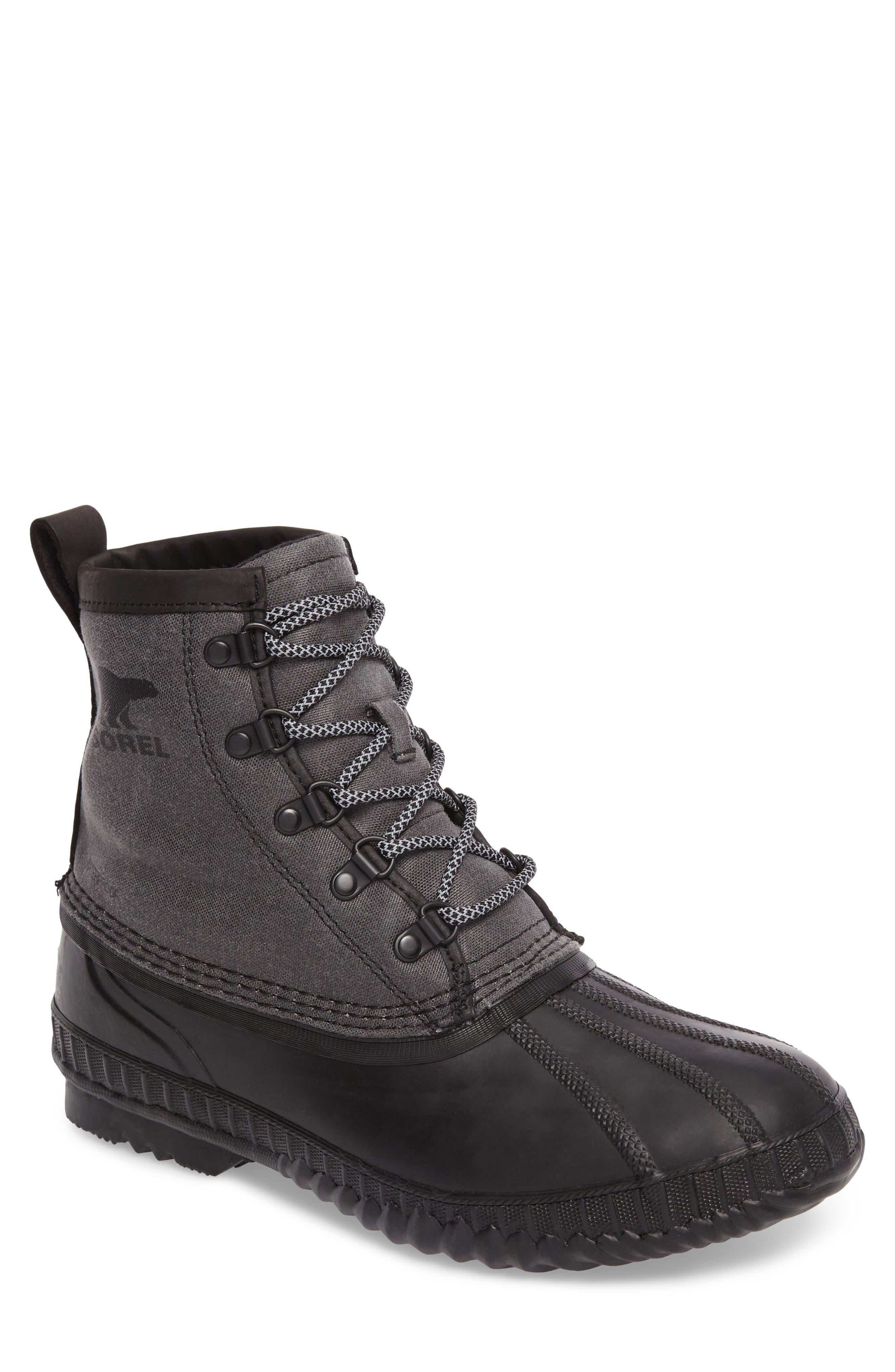 Sorel Cheyanne Ii Short Waterproof Boot, Black