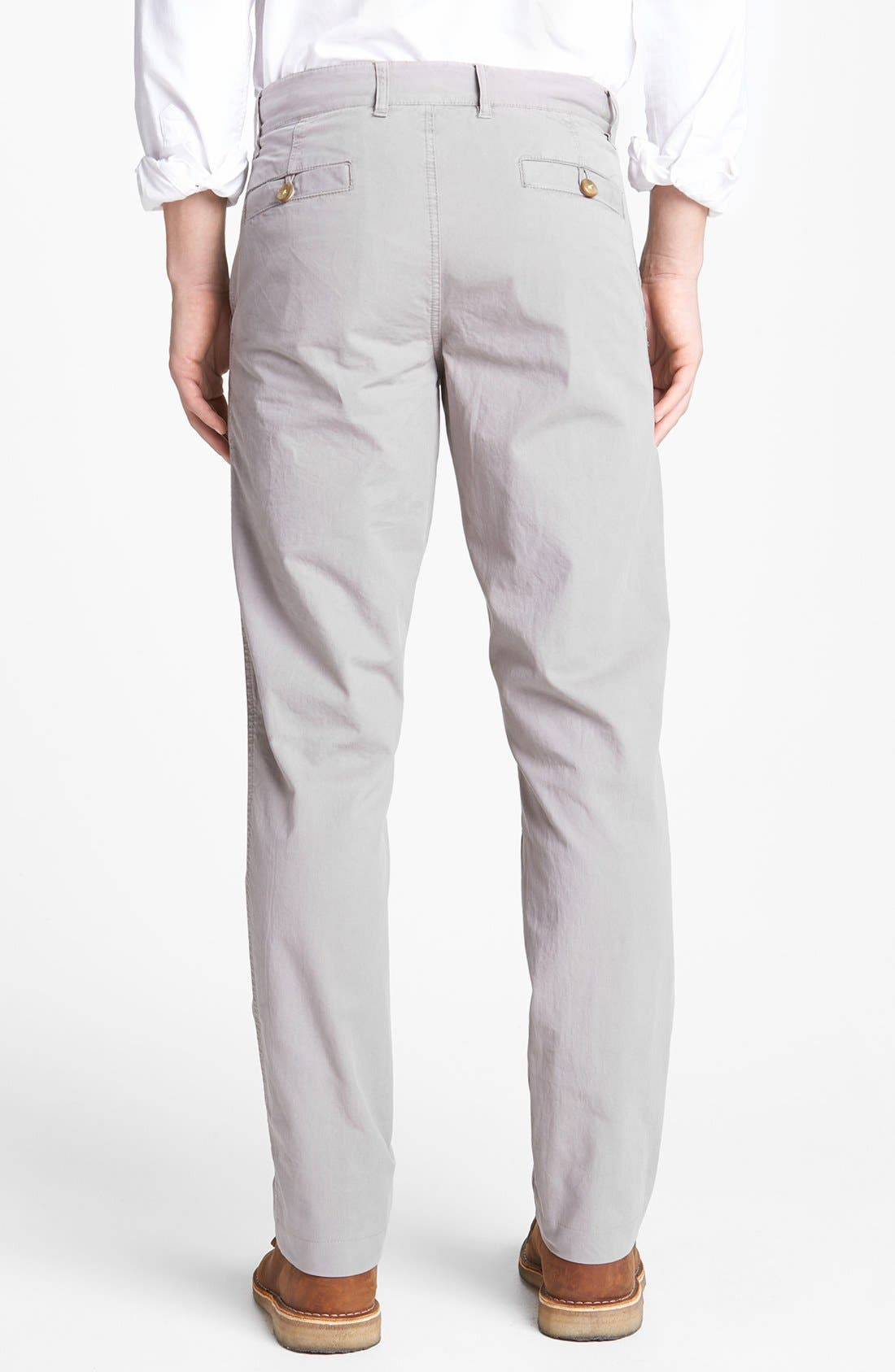'Sahara' Trim Fit Vintage Washed Twill Chinos,                             Alternate thumbnail 19, color,
