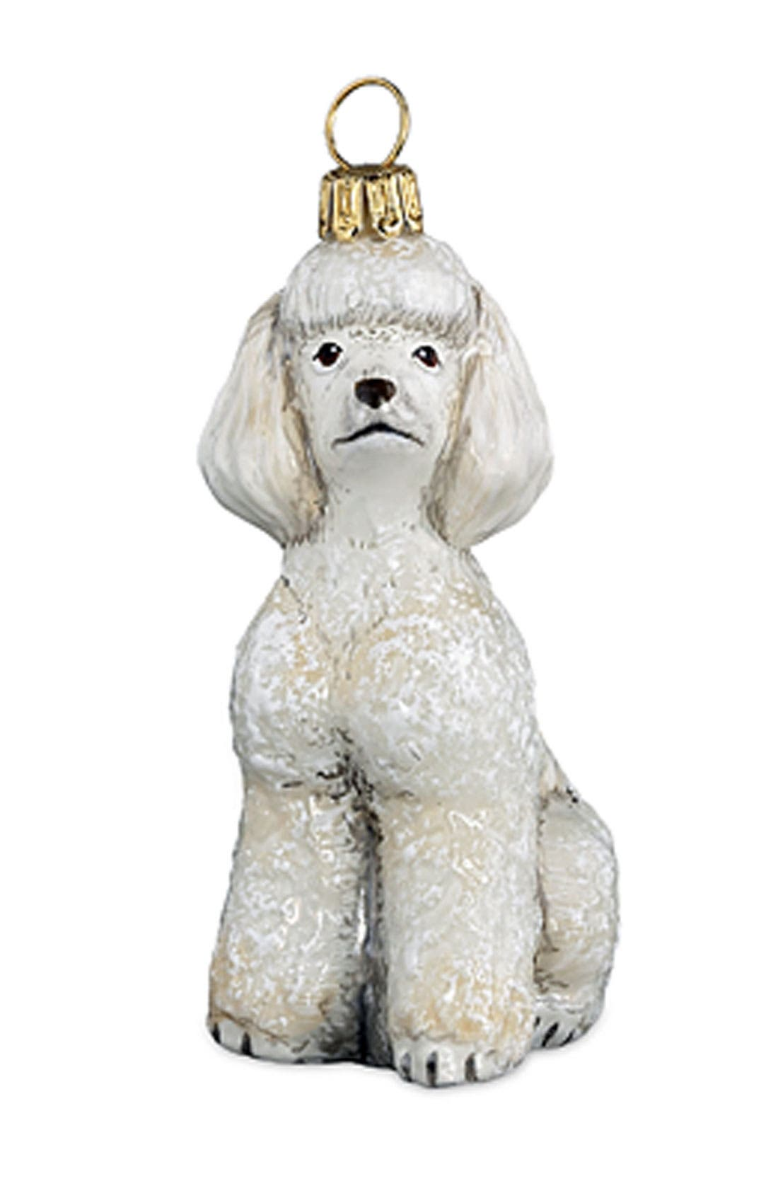 'Cavalier King Charles Blenheim' Dog Ornament, Main, color, 960