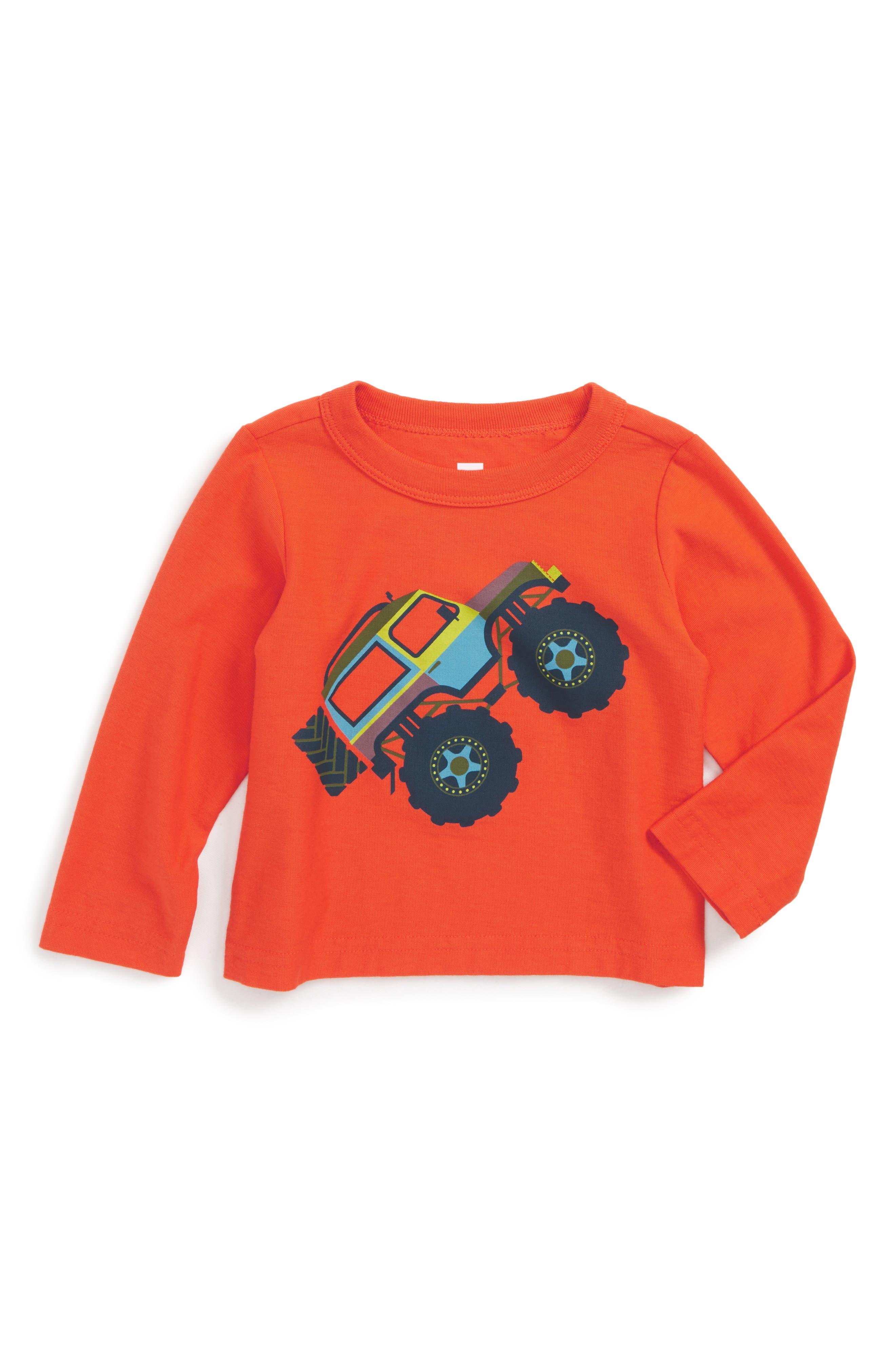 Ward Hill Graphic T-Shirt,                             Main thumbnail 1, color,                             604