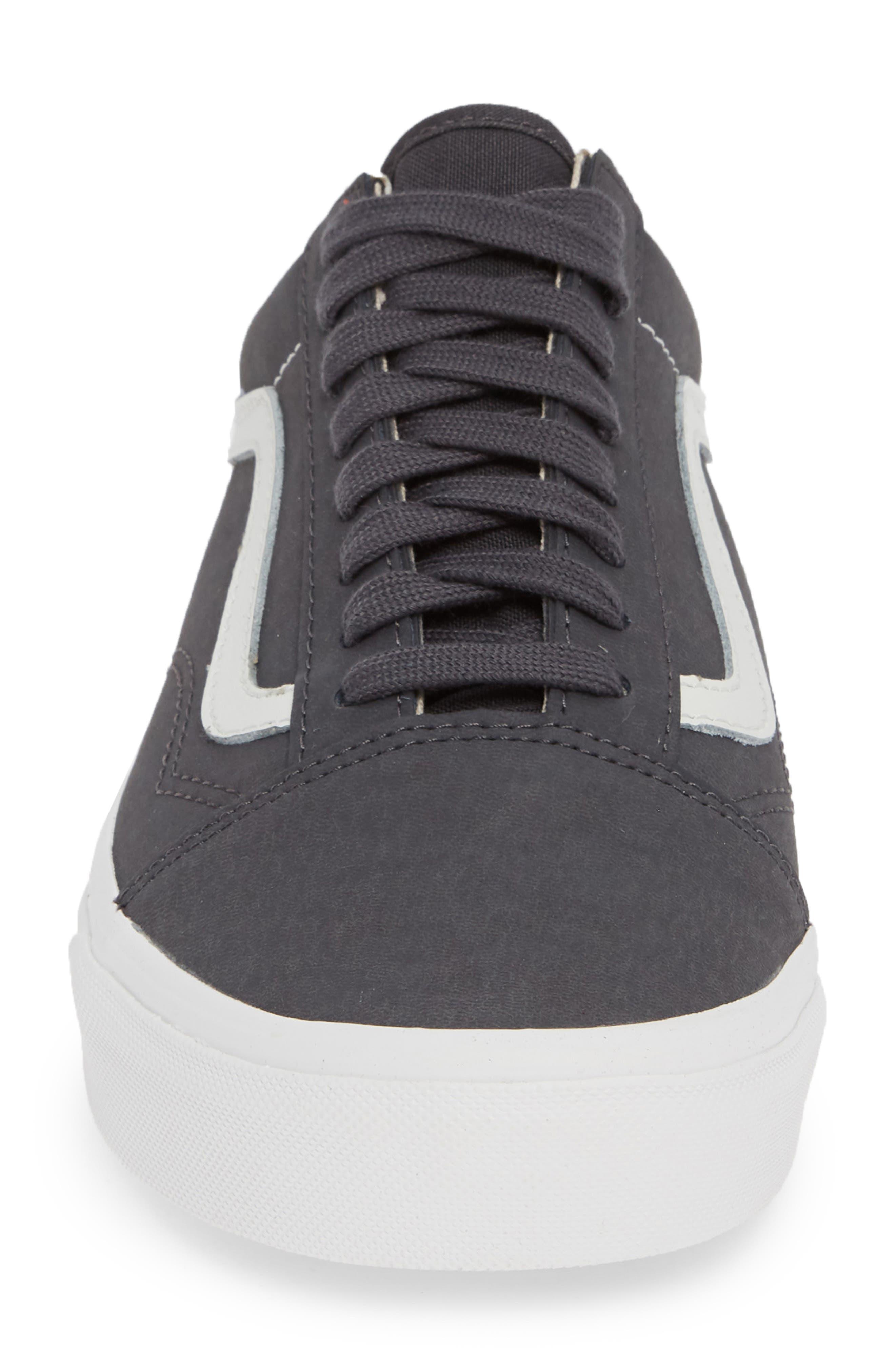 Buck Old Skool Sneaker,                             Alternate thumbnail 4, color,                             021