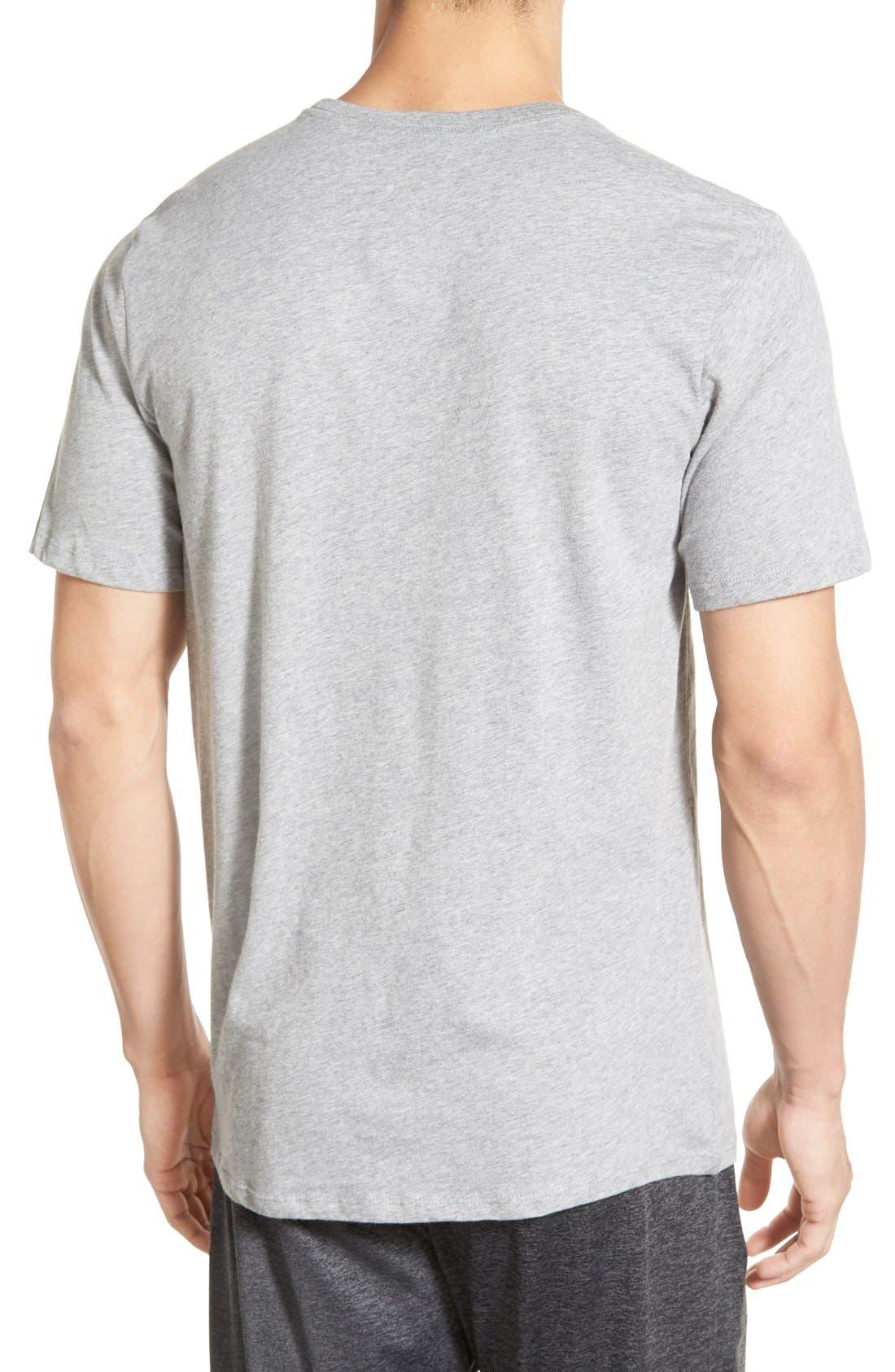 'Tee-Futura Icon' Graphic T-Shirt,                             Alternate thumbnail 70, color,