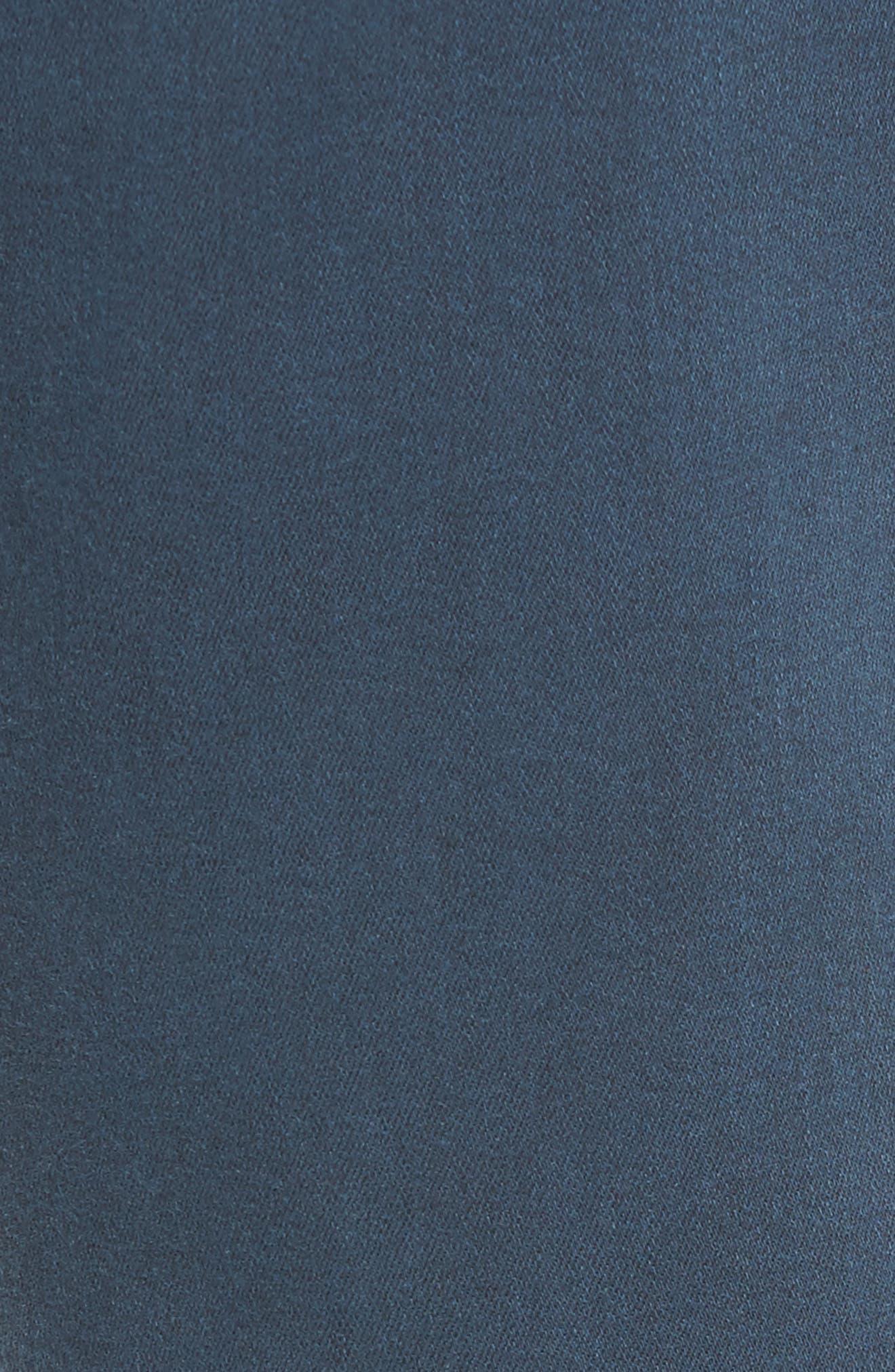 Transcend - Federal Slim Straight Fit Jeans,                             Alternate thumbnail 5, color,                             VINTAGE AMALFI