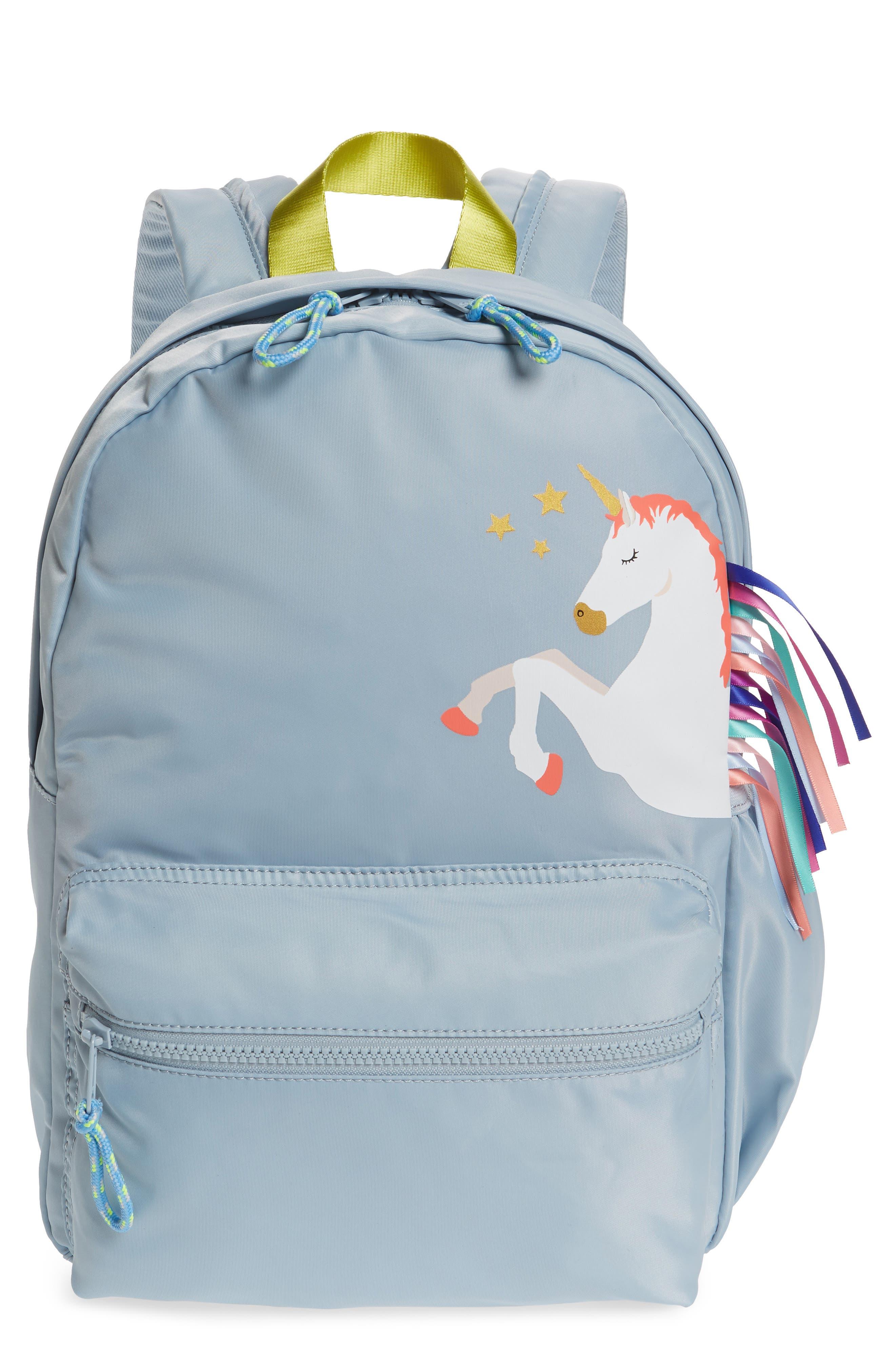 Girls Crewcuts By Jcrew Unicorn Backpack