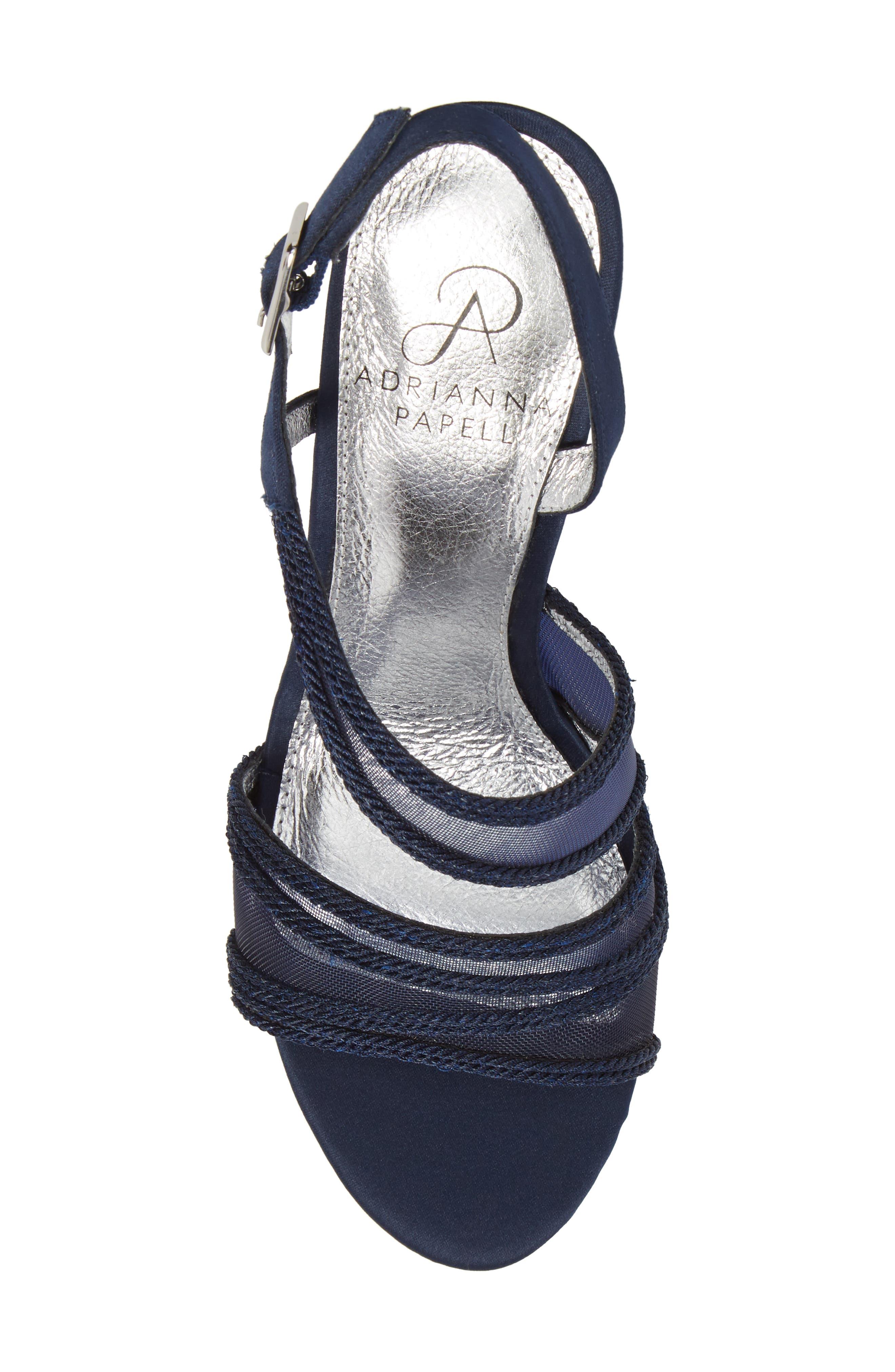 Adelphi Asymmetrical Mesh Sandal,                             Alternate thumbnail 20, color,