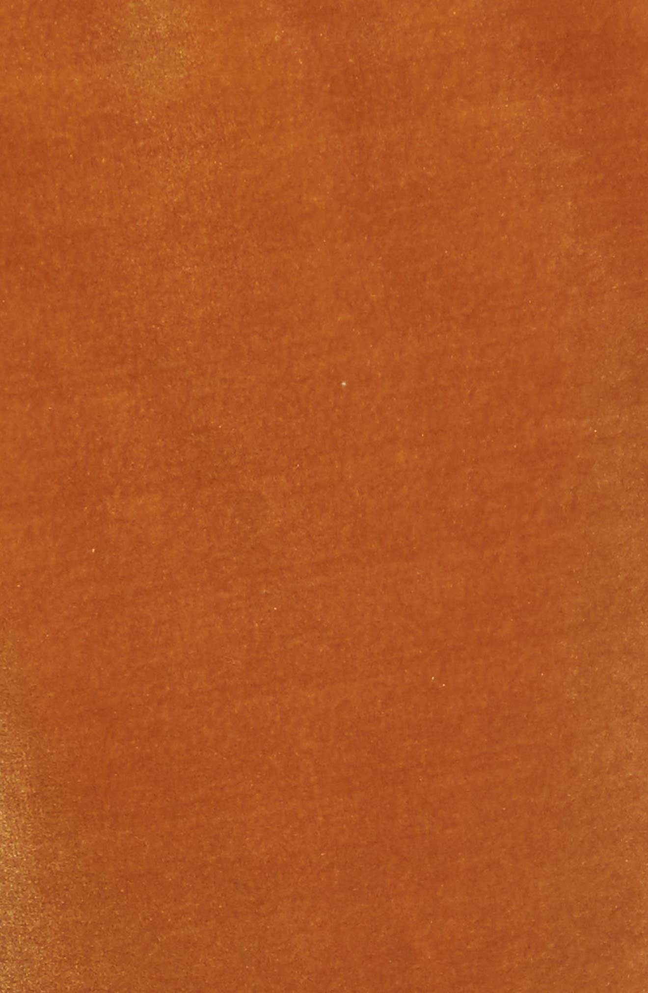 NIKE,                             Plush Velvet Jogger Pants,                             Alternate thumbnail 5, color,                             042