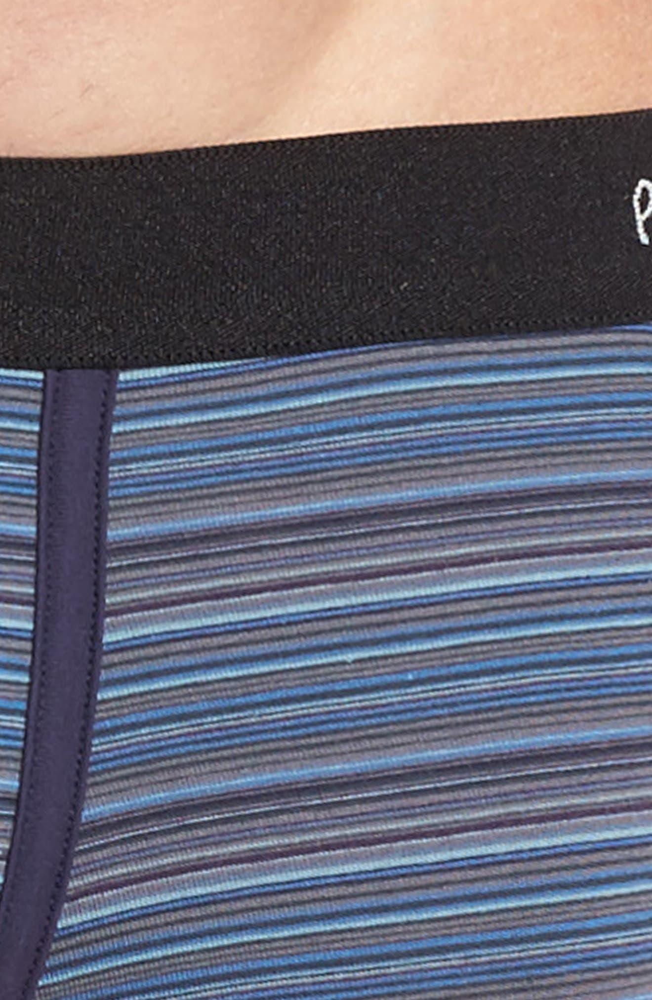 Multi Stripe Stretch Cotton Trunks,                             Alternate thumbnail 12, color,