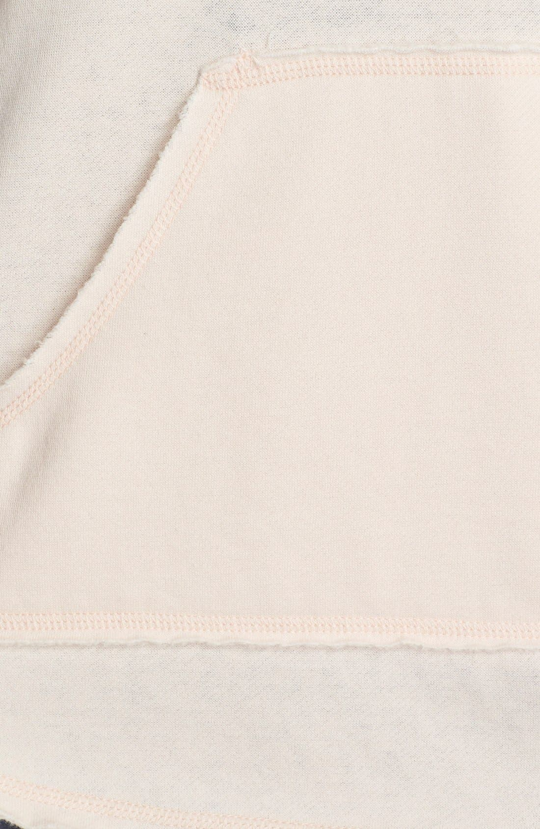 'Love Ya, Mean It' Hooded Sweatshirt,                             Alternate thumbnail 6, color,