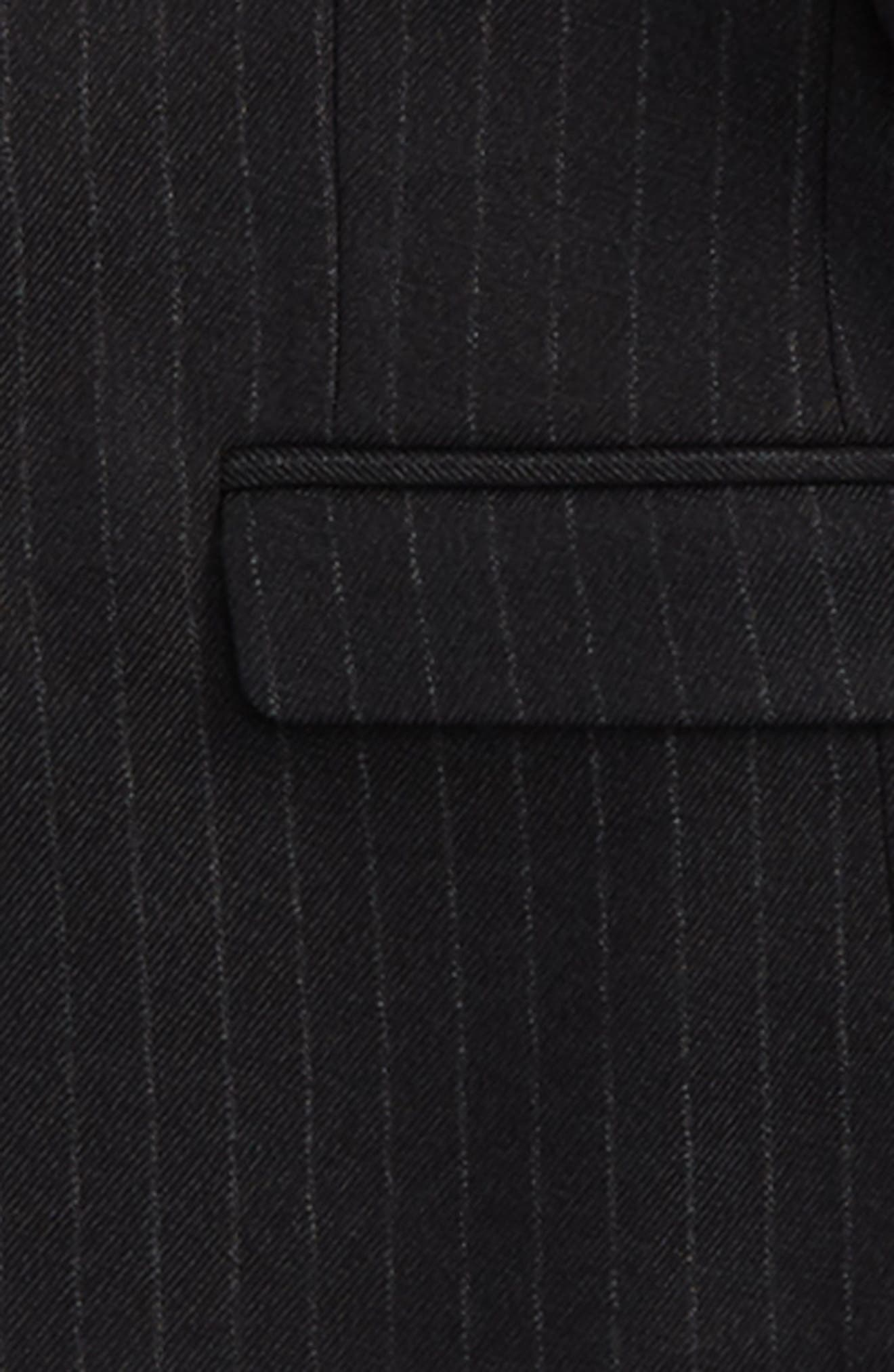 Mod Pinstripe Suit,                             Alternate thumbnail 2, color,                             020