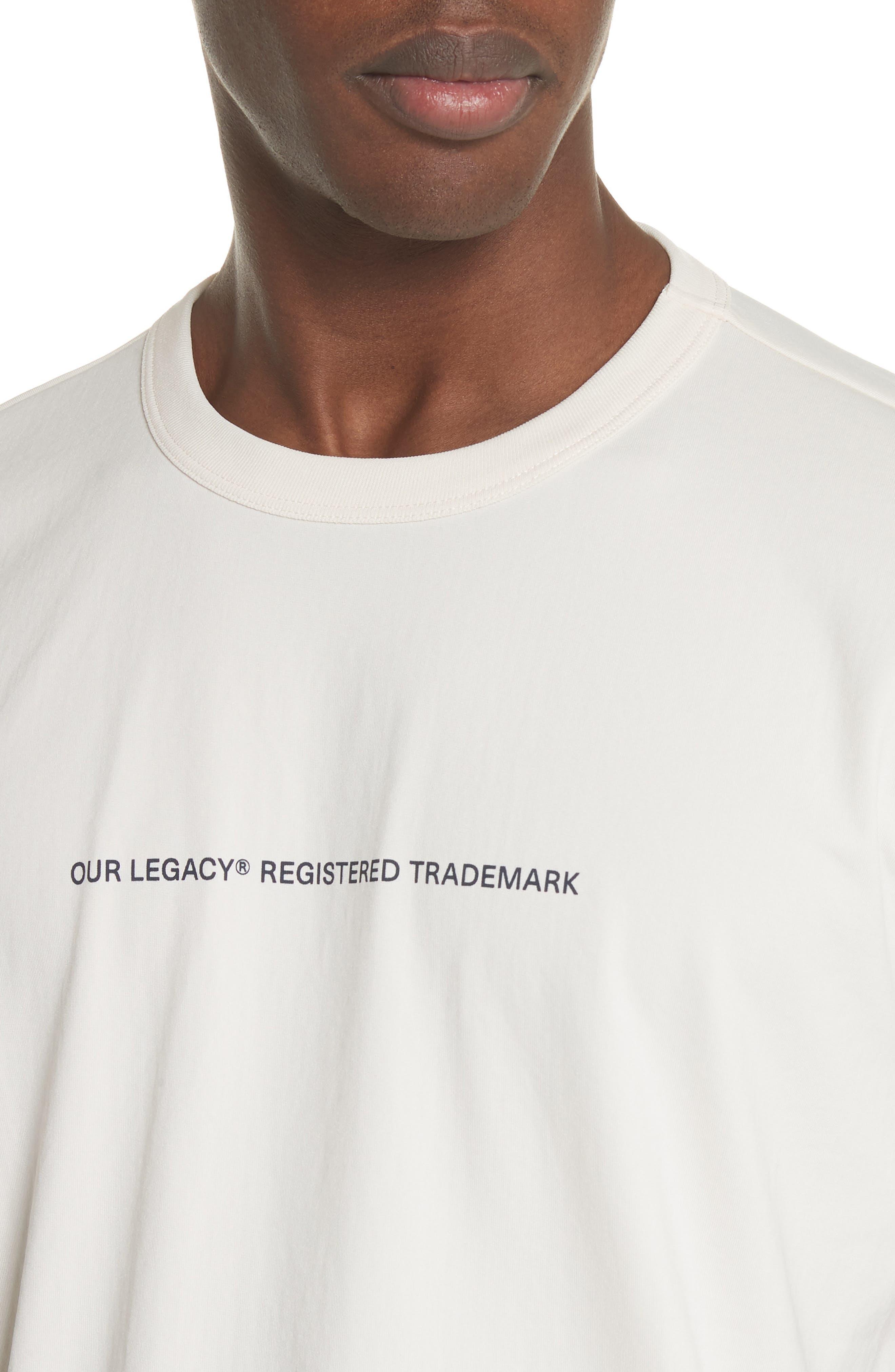 Trademark Graphic T-Shirt,                             Alternate thumbnail 4, color,                             100