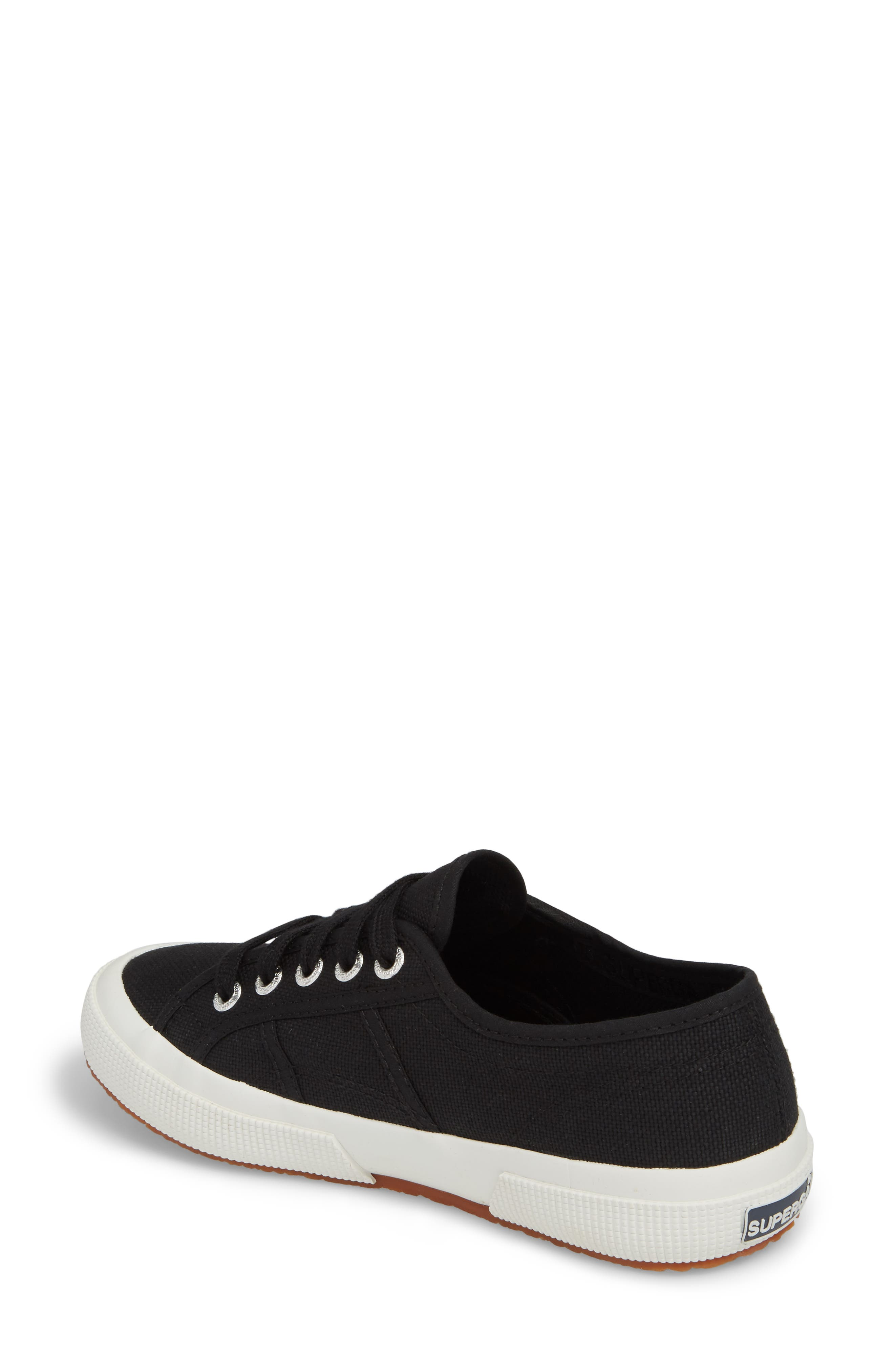 'Cotu' Sneaker,                             Alternate thumbnail 2, color,                             BLACK/ BLACK/ WHITE