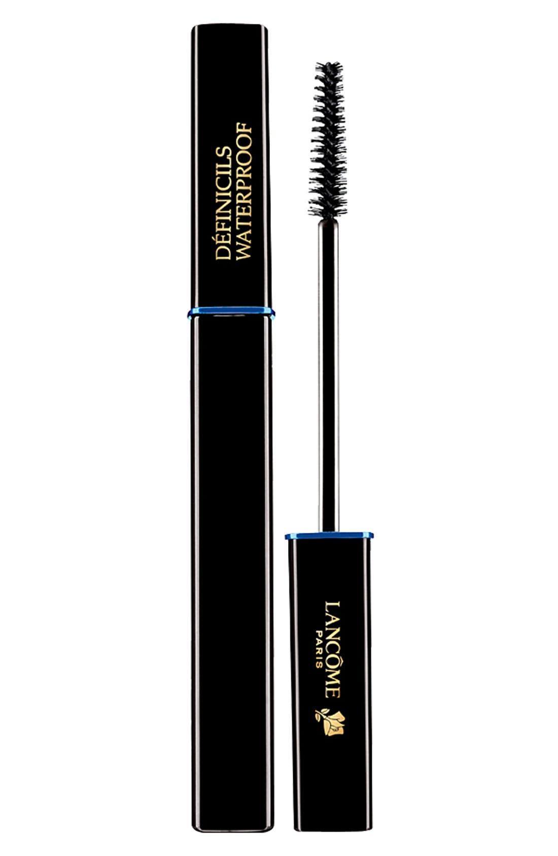 Définicils Lengthening and Defining Waterproof Mascara,                         Main,                         color, BLACK