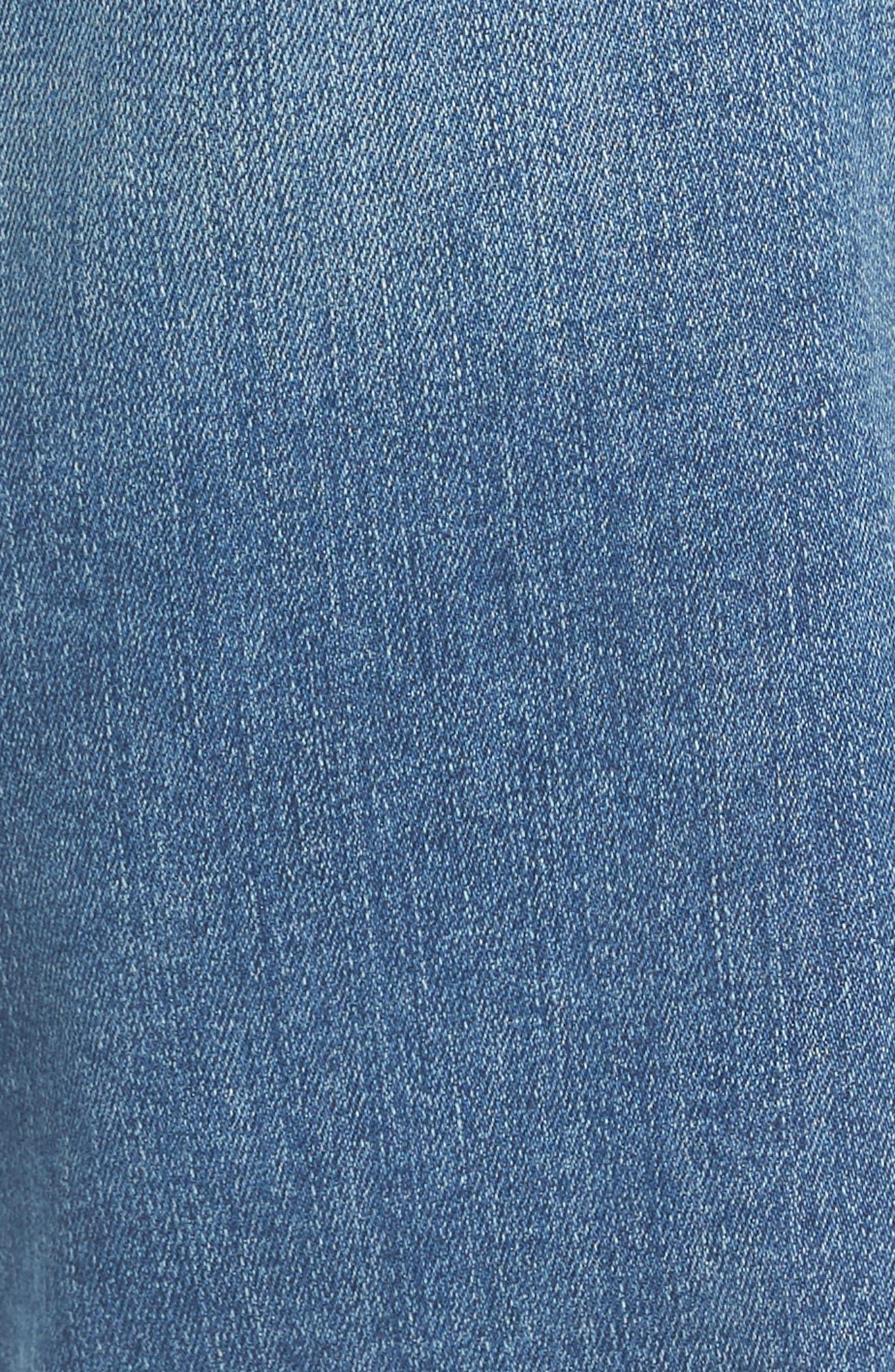 PAIGE,                             Federal Slim Straight Leg Jeans,                             Alternate thumbnail 5, color,                             400