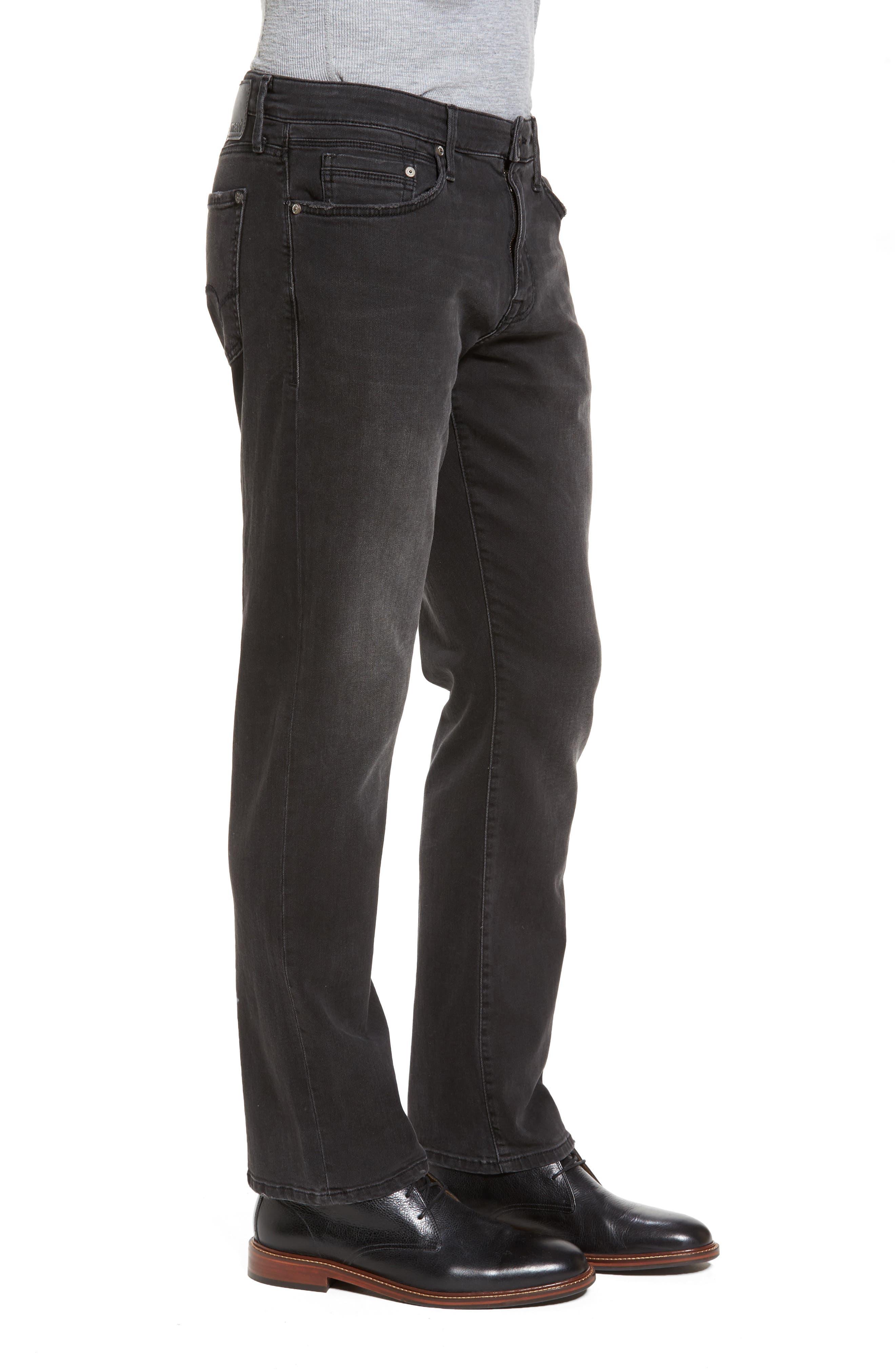 Matt Relaxed Fit Jeans,                             Alternate thumbnail 3, color,                             050
