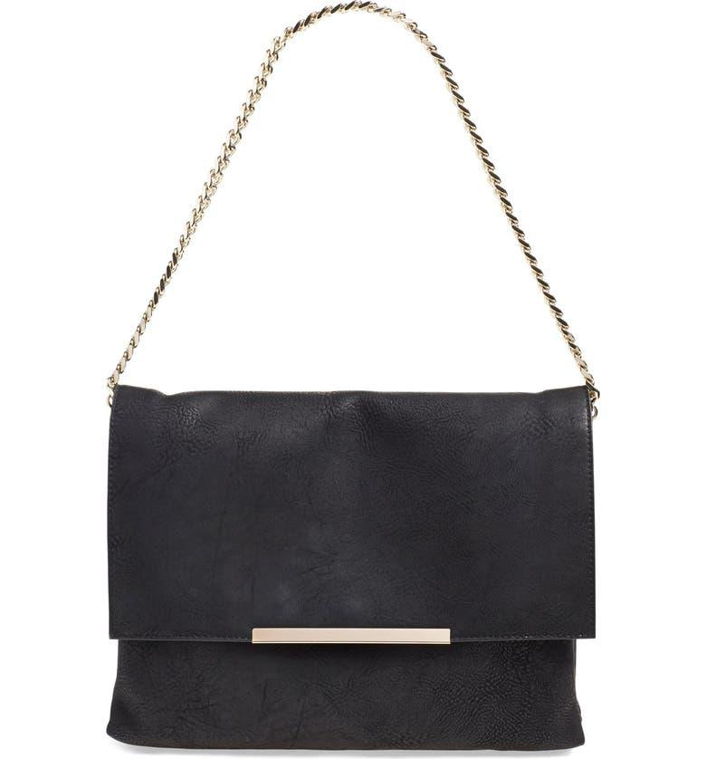 Dolce Girl Faux Leather Shoulder Bag  7d4881234fe07