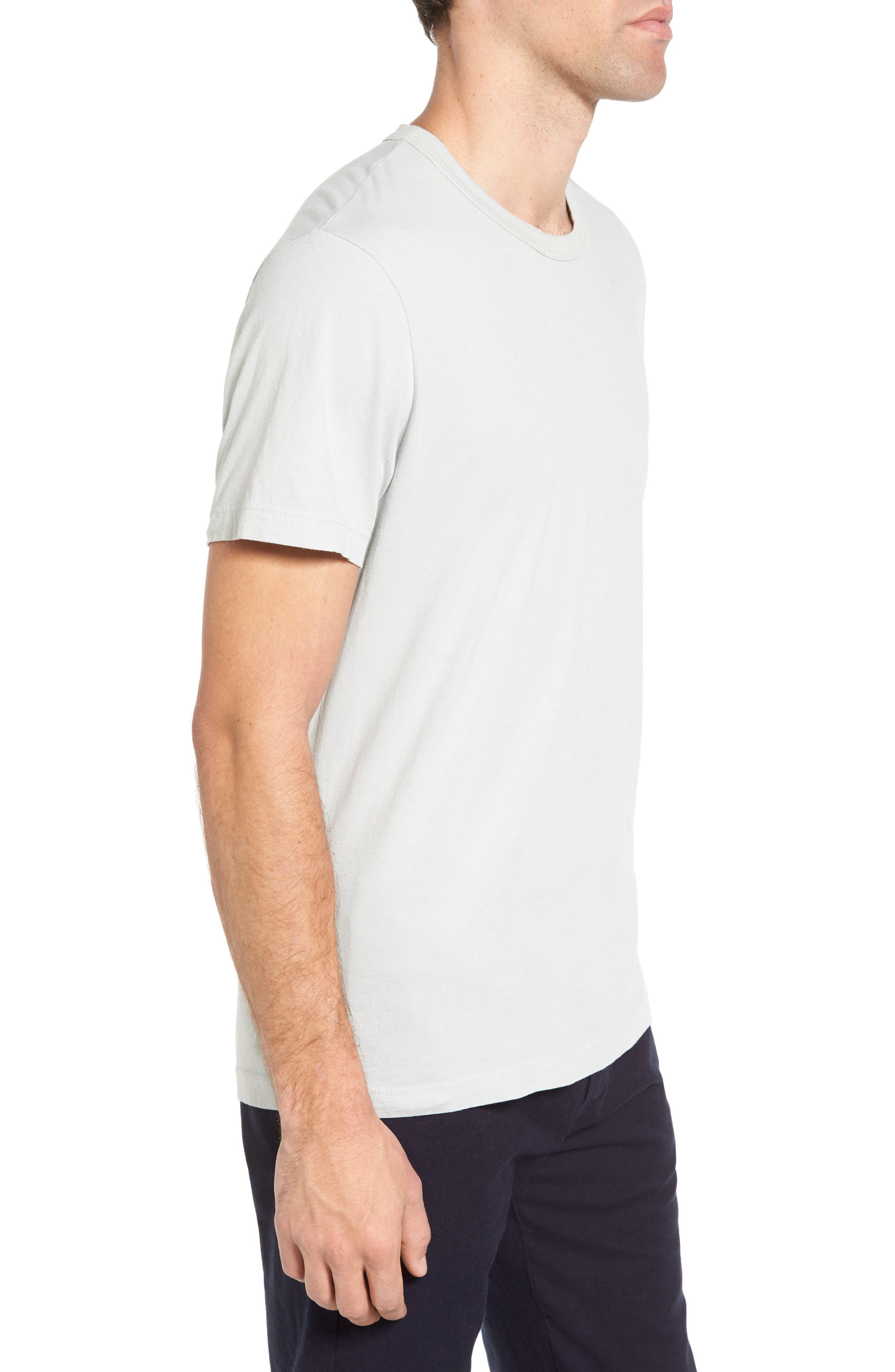 Crewneck Jersey T-Shirt,                             Alternate thumbnail 349, color,