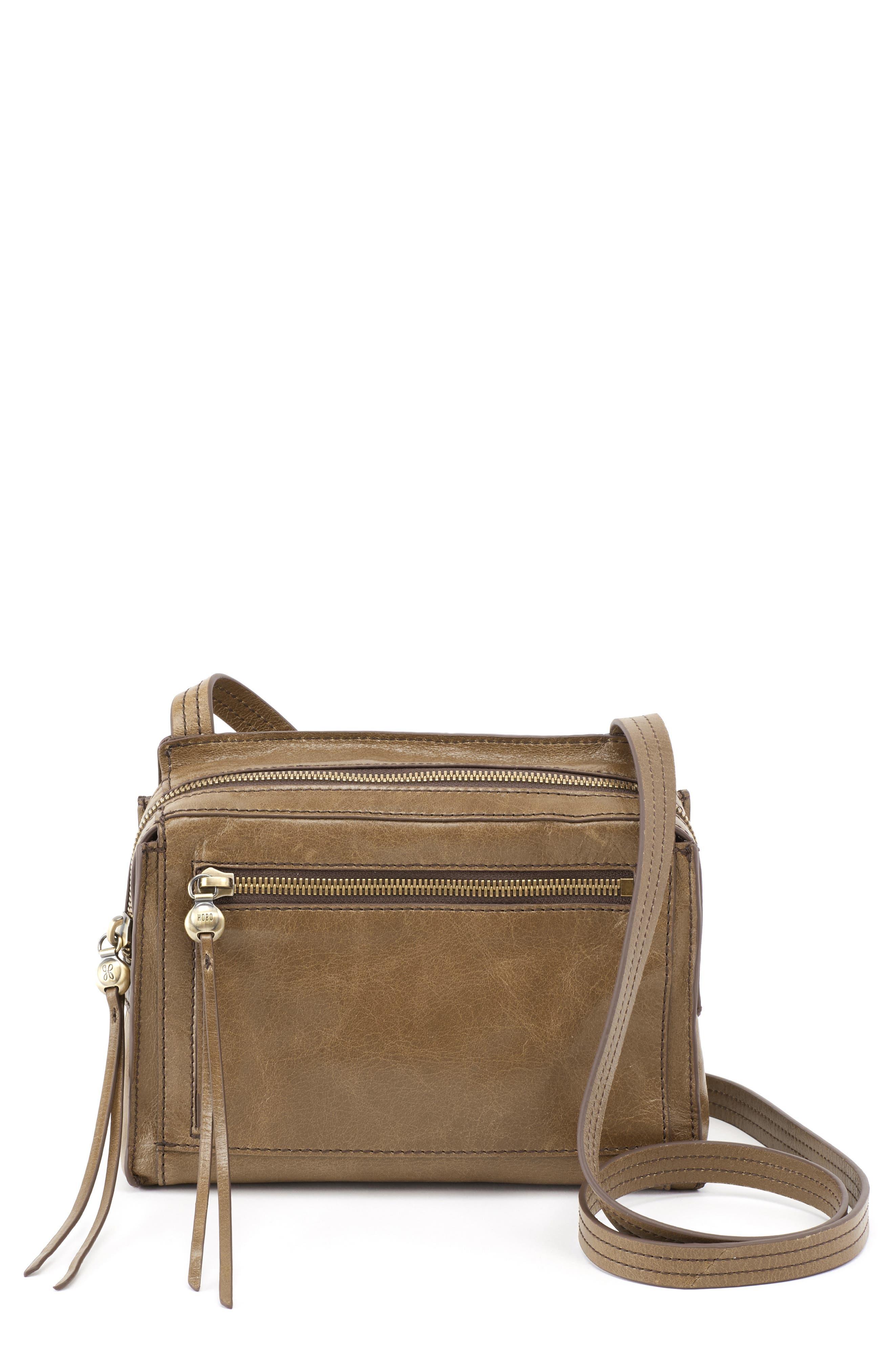 Hunter Crossbody Bag,                         Main,                         color, MINK