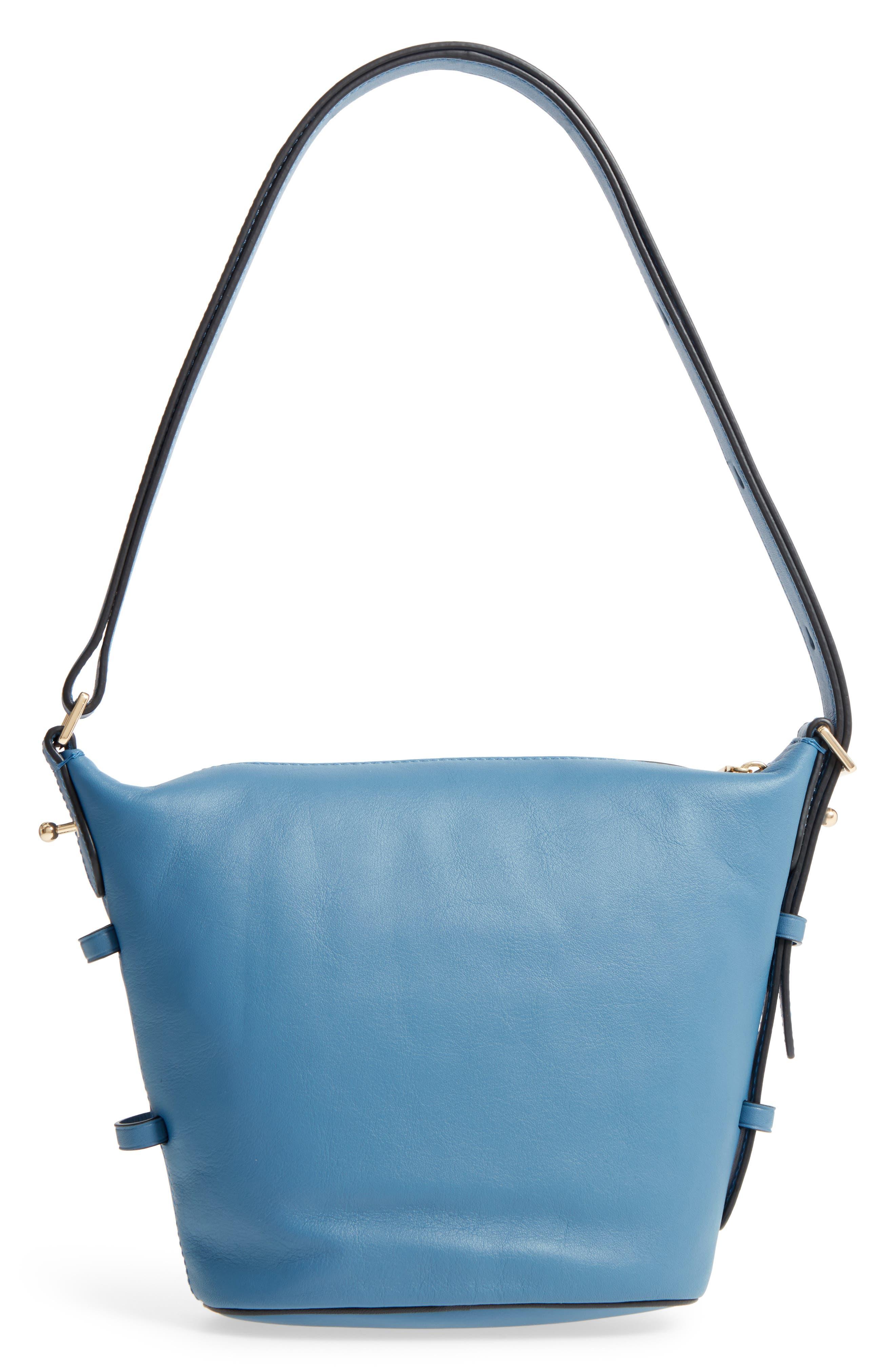 The Mini Sling Convertible Leather Hobo,                             Alternate thumbnail 20, color,