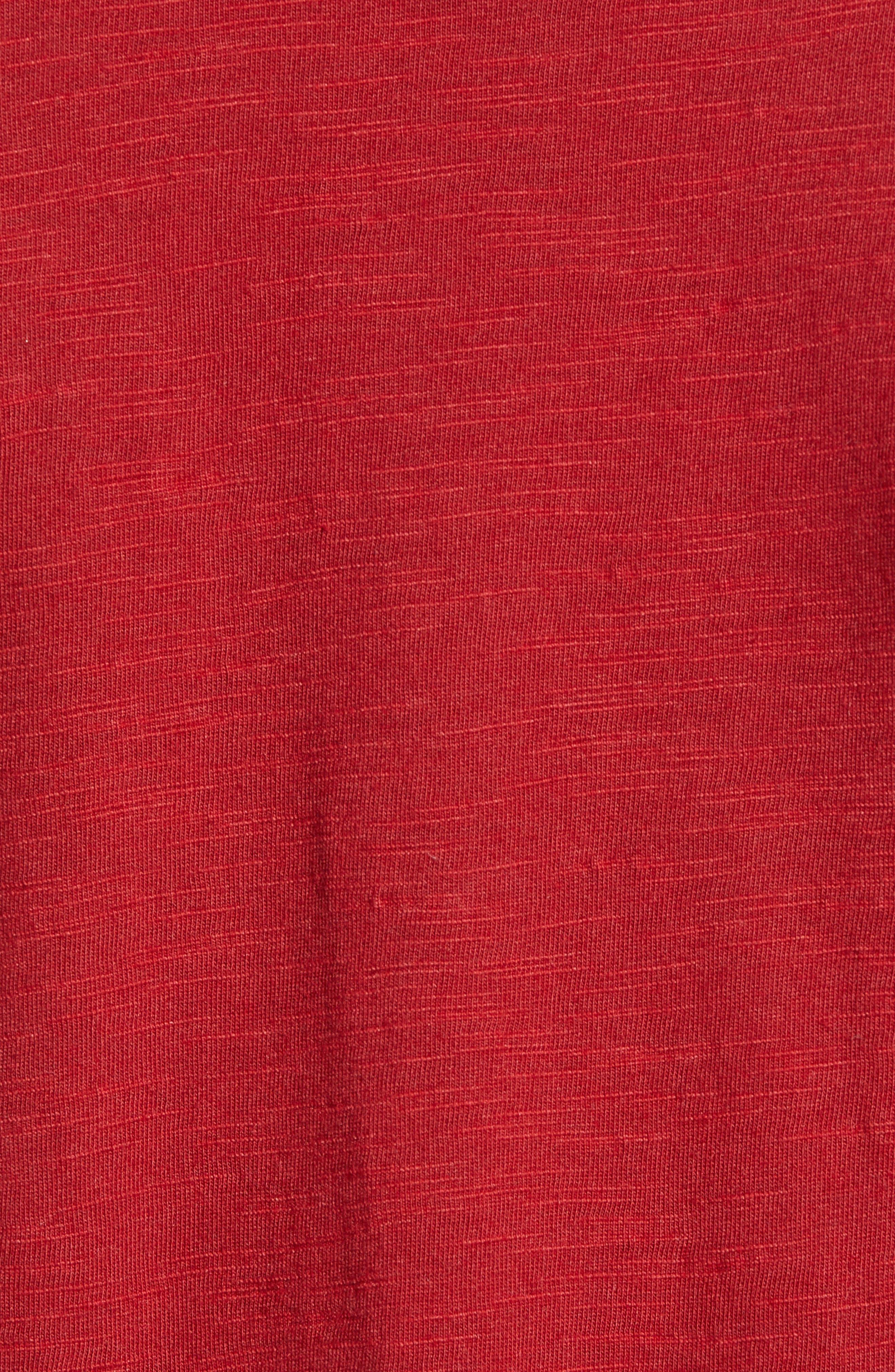 Peplum Tee,                             Alternate thumbnail 53, color,