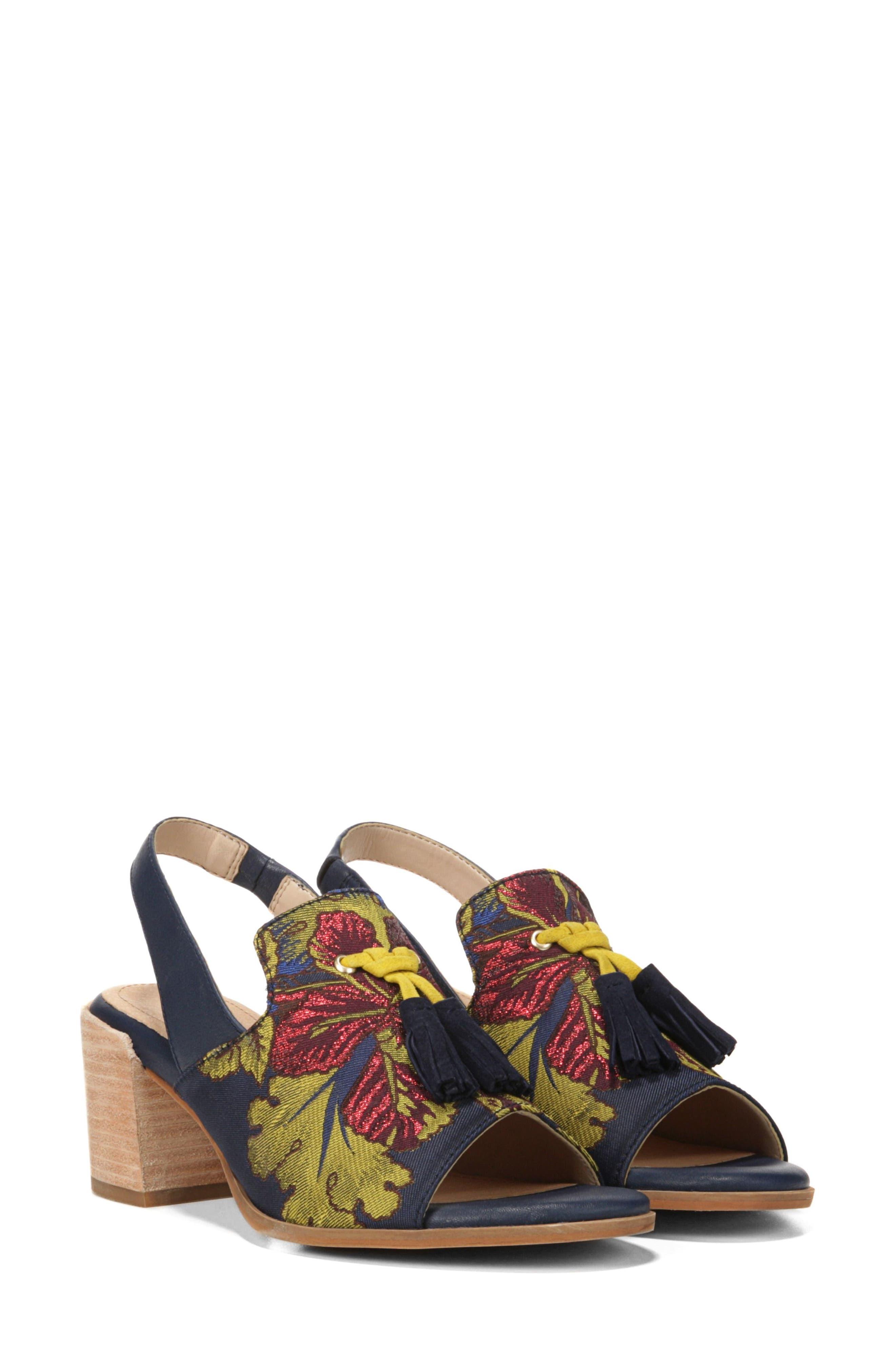 Meko Slingback Sandal,                             Alternate thumbnail 8, color,                             400