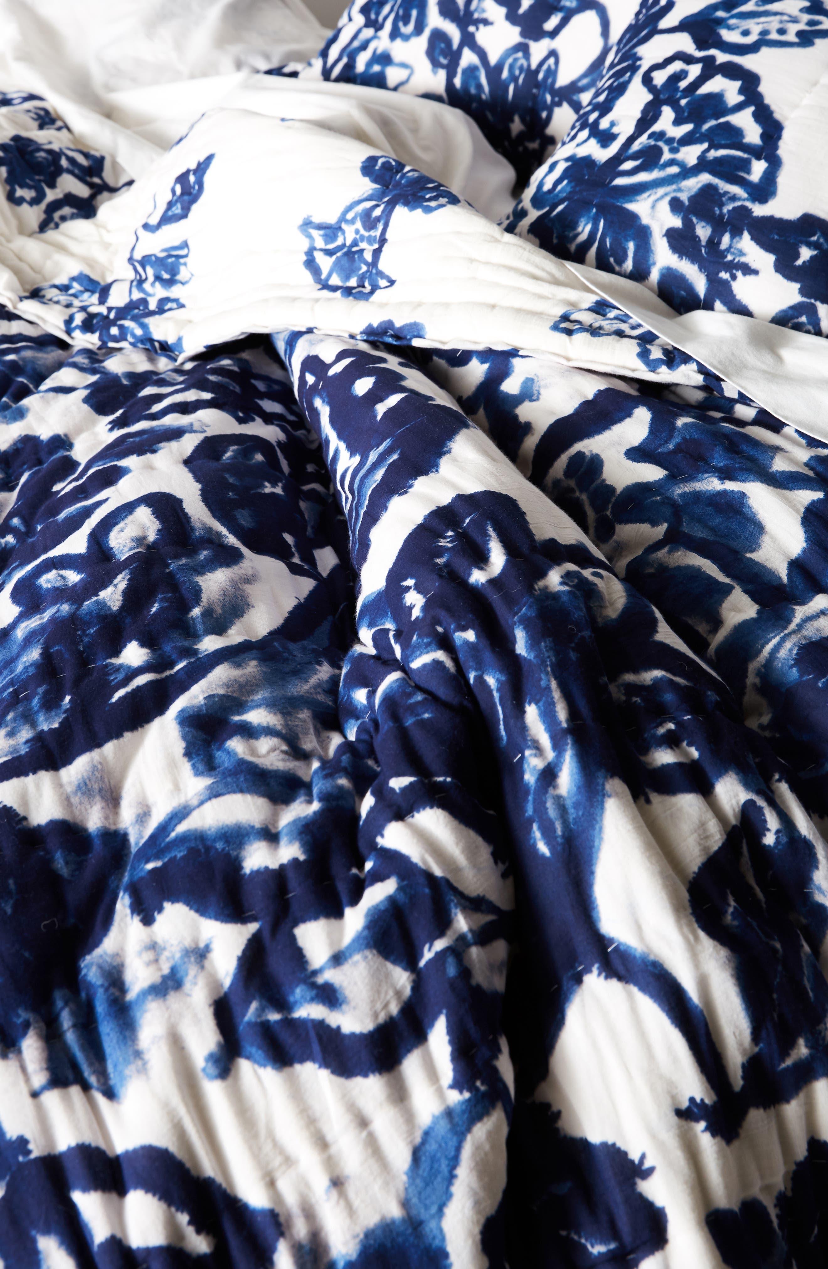 Varela Quilt,                             Alternate thumbnail 3, color,                             BLUE