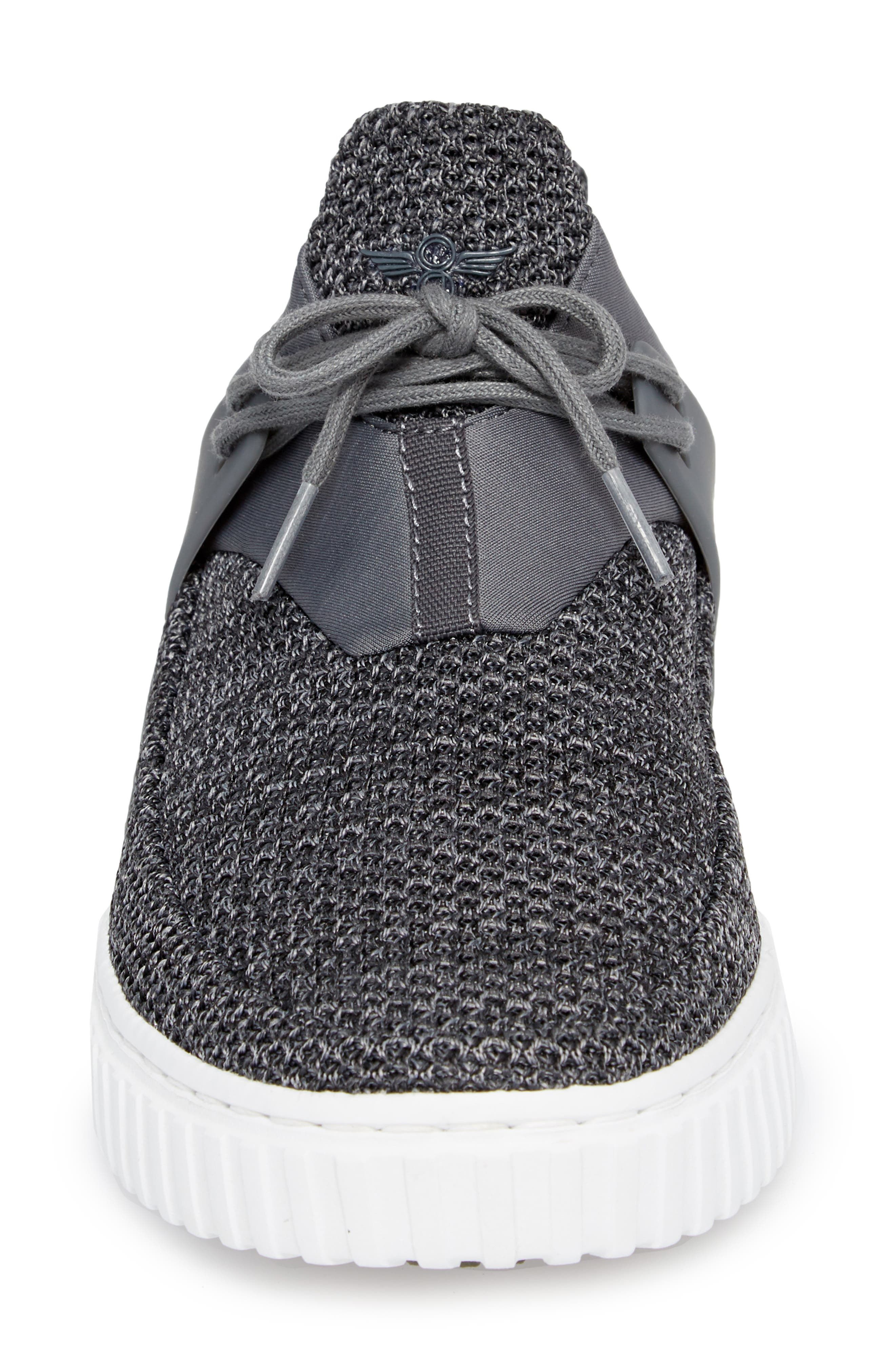 Castucci Knit Sneaker,                             Alternate thumbnail 4, color,                             021