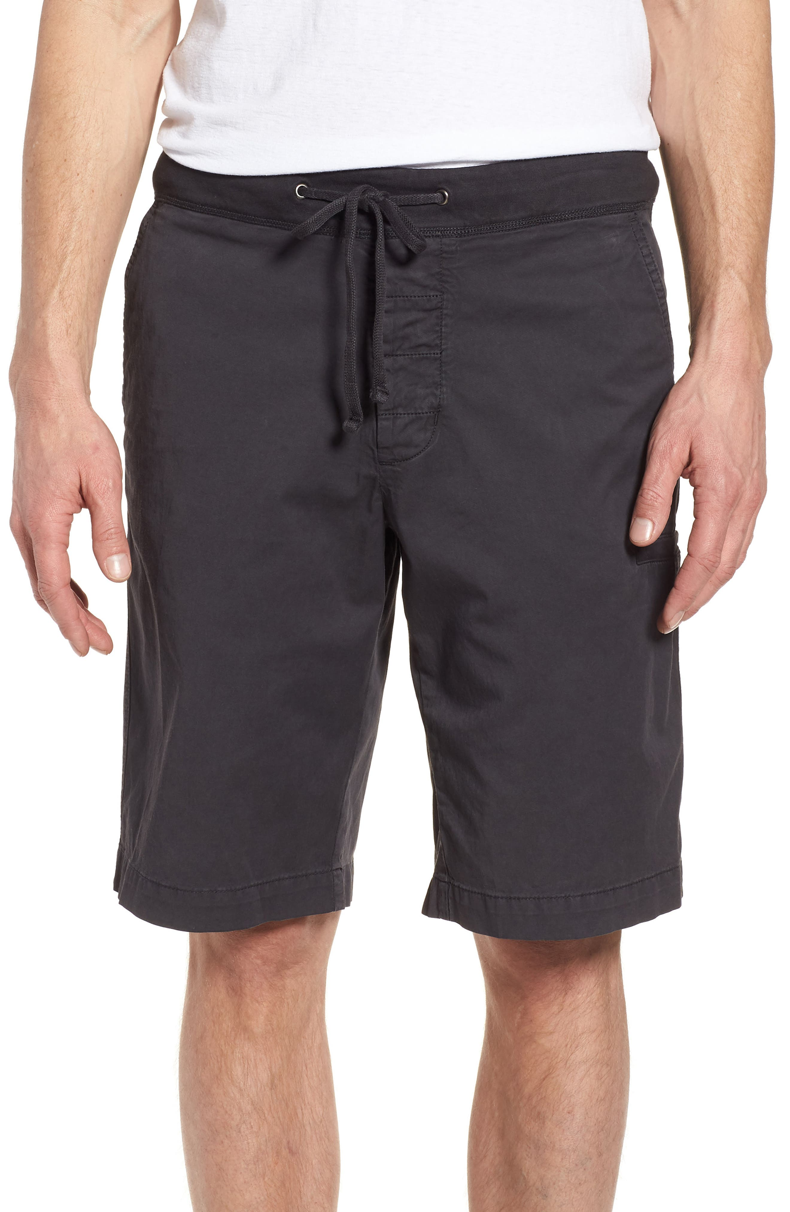 JAMES PERSE Surplus Relaxed Fit Shorts, Main, color, 023