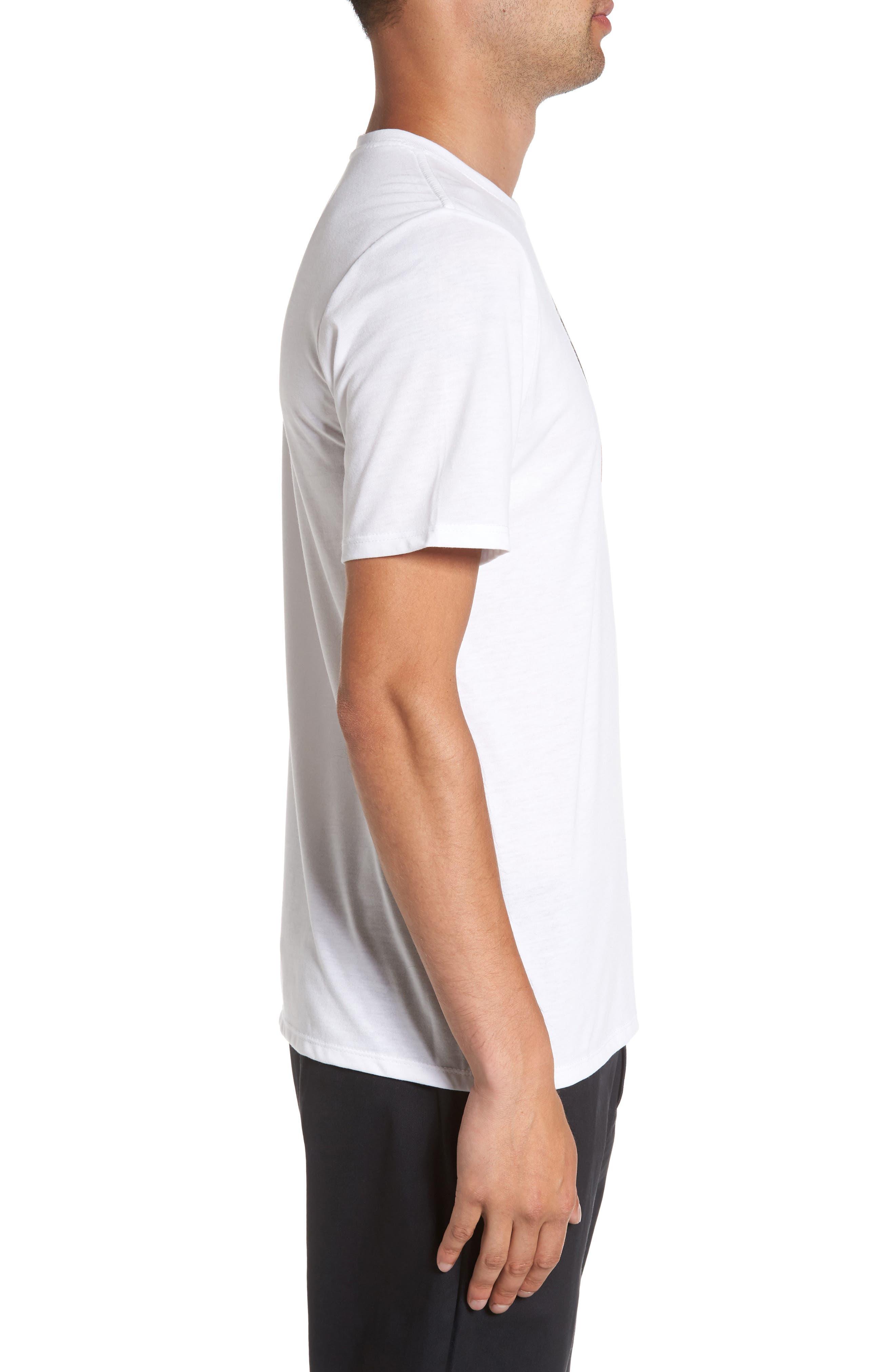 NIKE SB,                             Dry Rooster T-Shirt,                             Alternate thumbnail 3, color,                             100