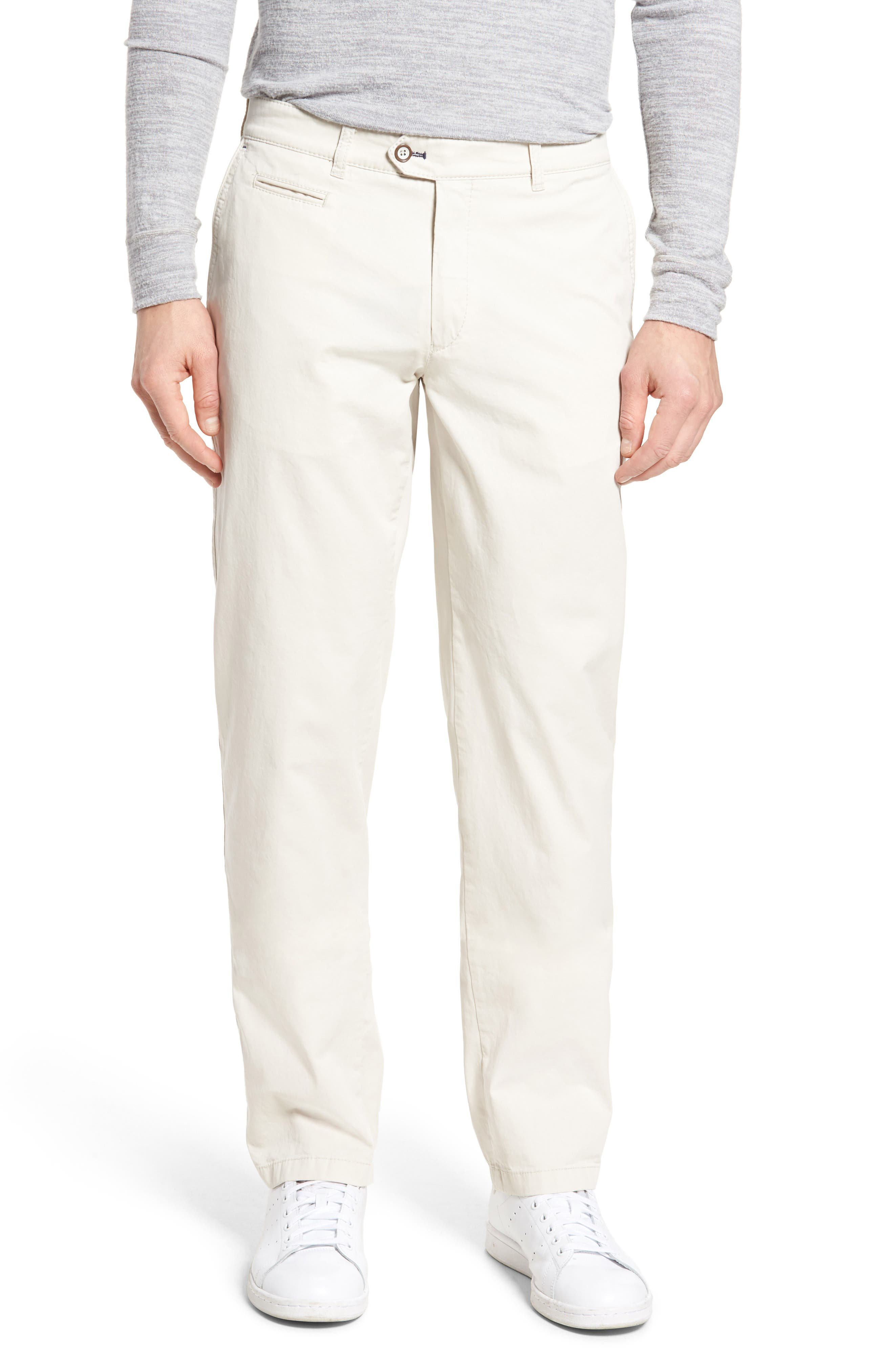 Everest Flat Front Chinos,                             Main thumbnail 1, color,
