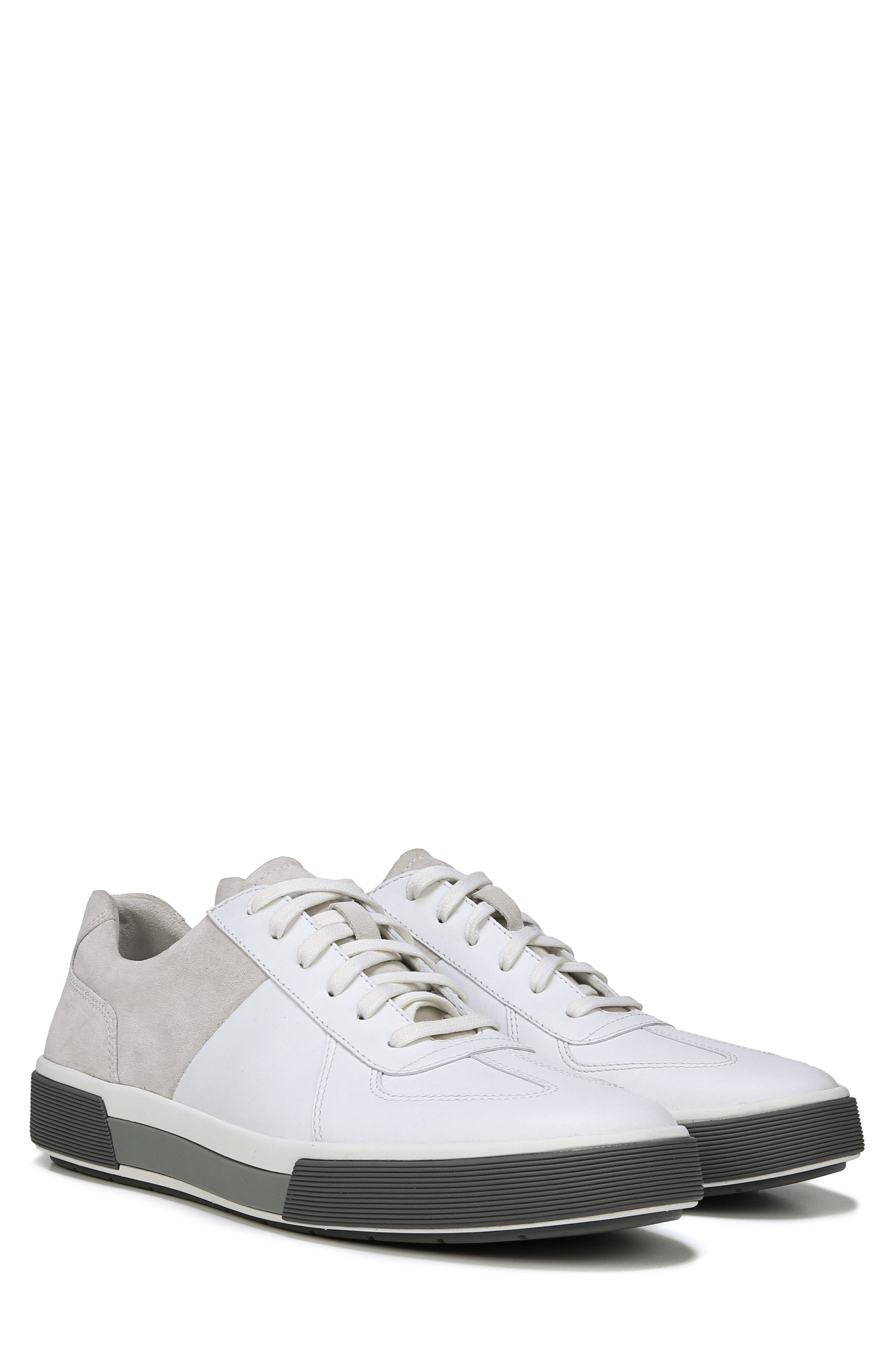 Rogue Low Top Sneaker,                             Alternate thumbnail 6, color,                             WHITE/ HORCHATA