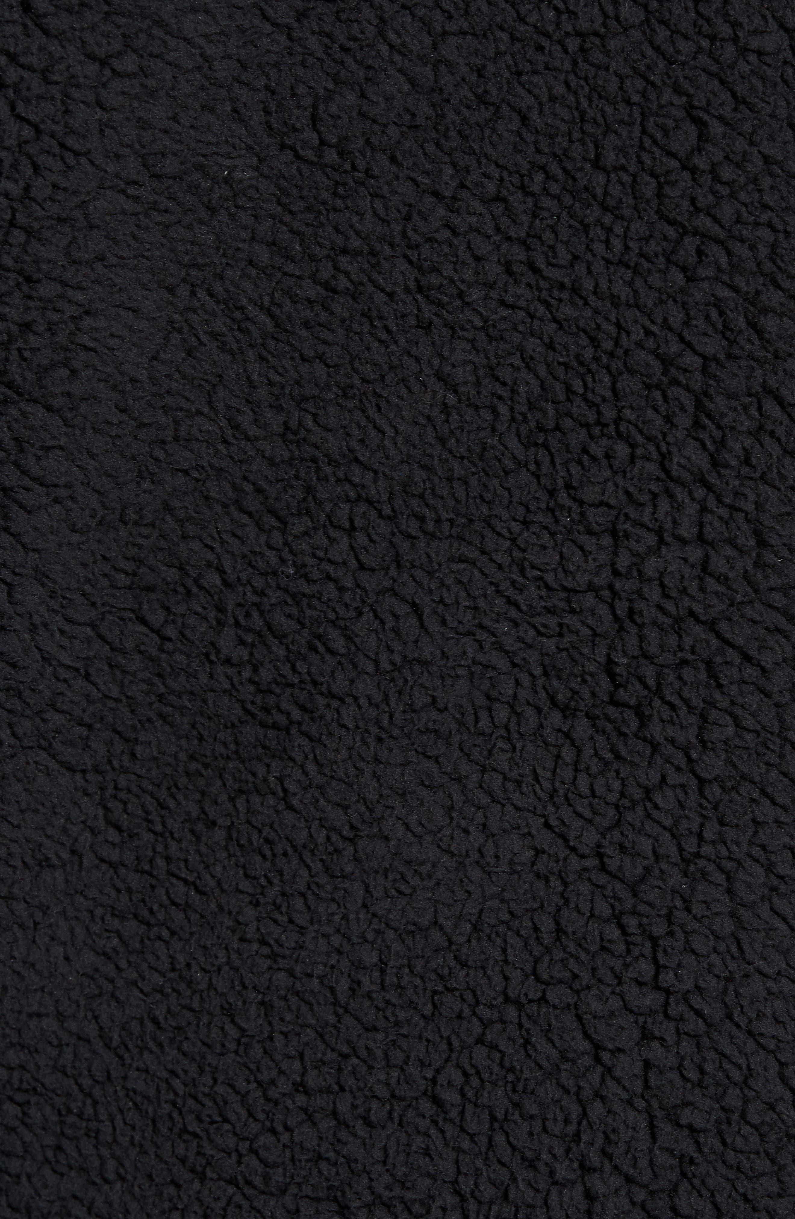 Sportswear Harborside Heavyweight Fleece Vest,                             Alternate thumbnail 6, color,                             010