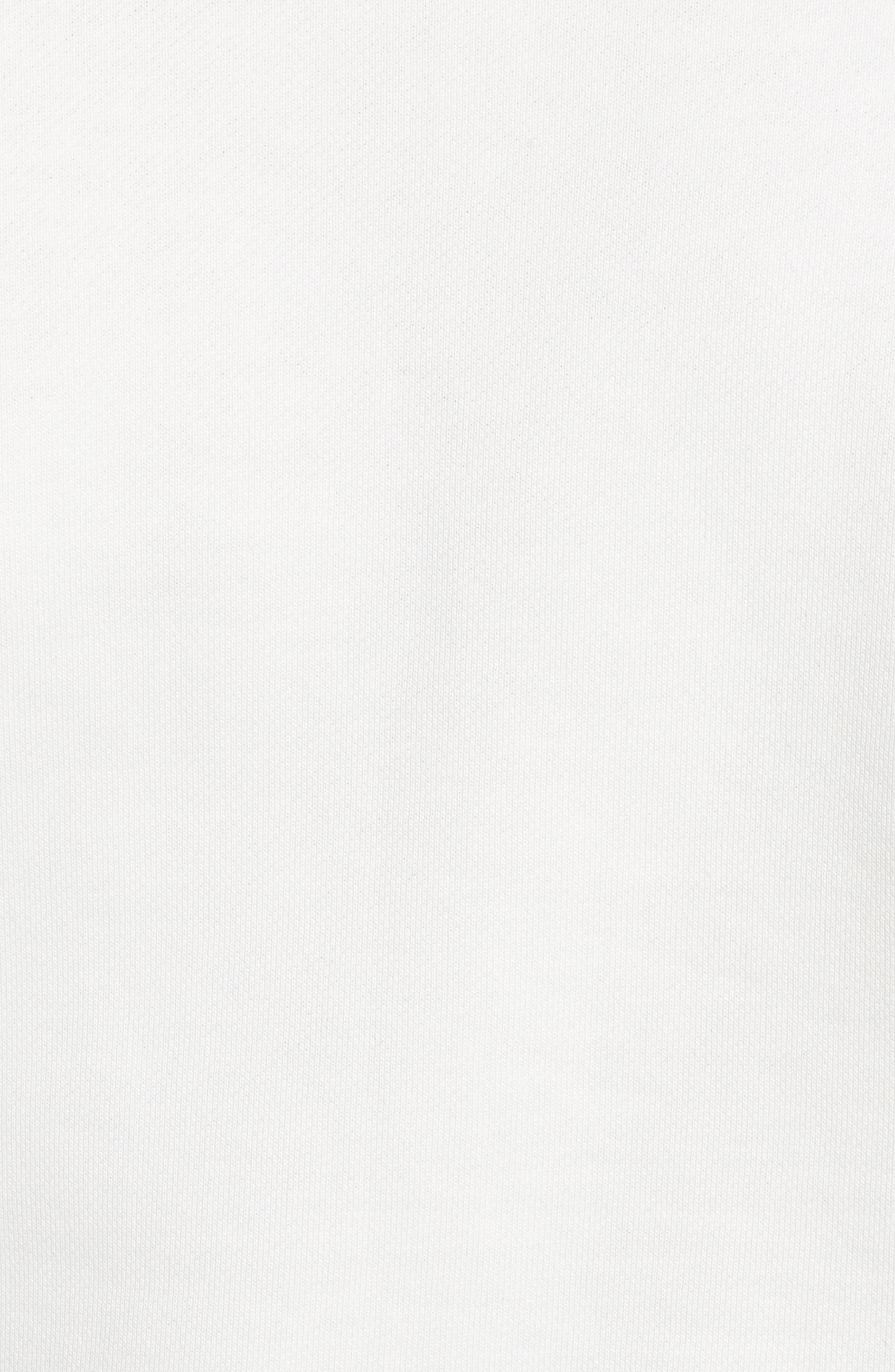 Ruffle Sleeve Top,                             Alternate thumbnail 5, color,                             100