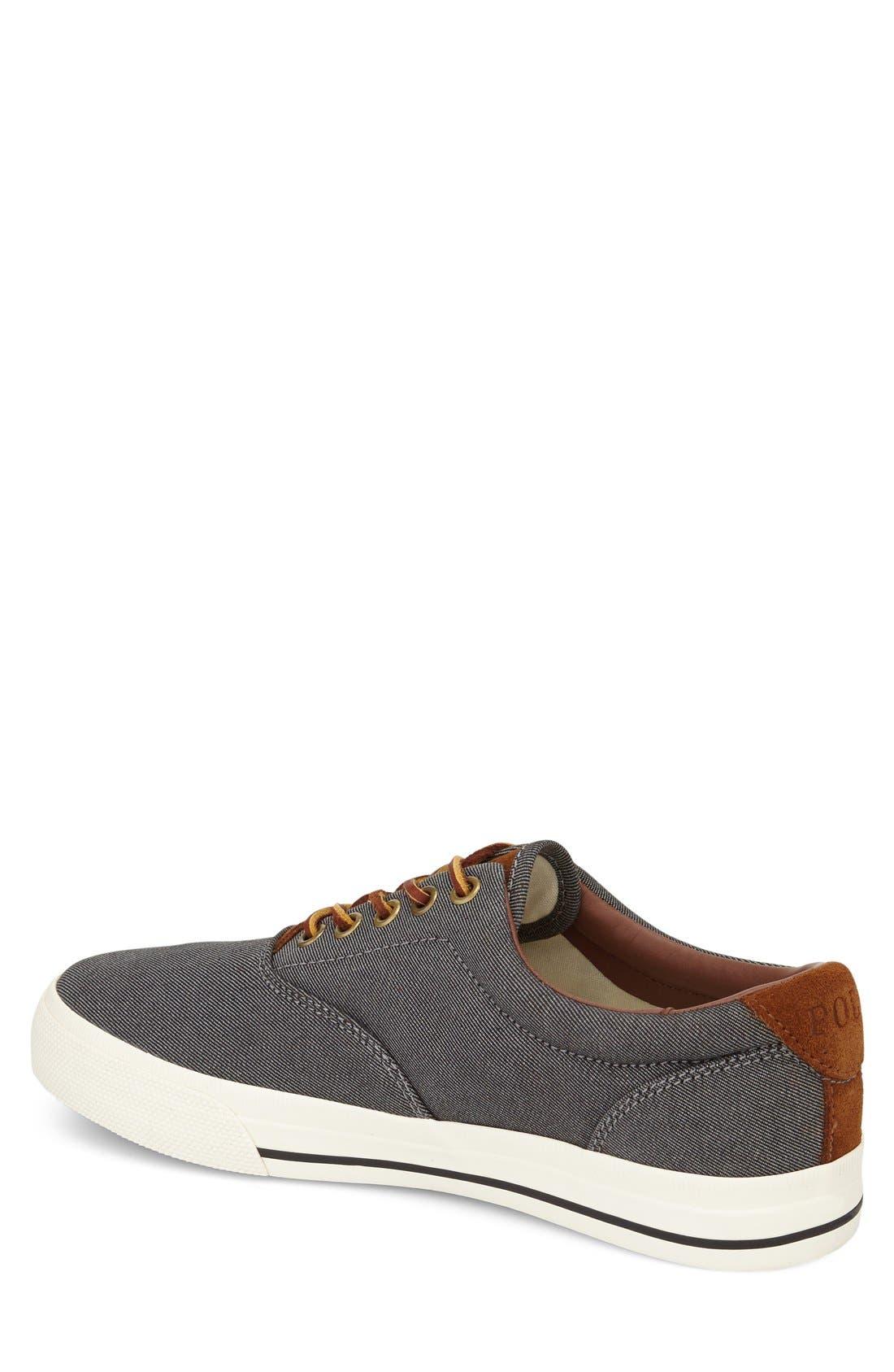 Vaughn Sneaker,                             Alternate thumbnail 3, color,                             001