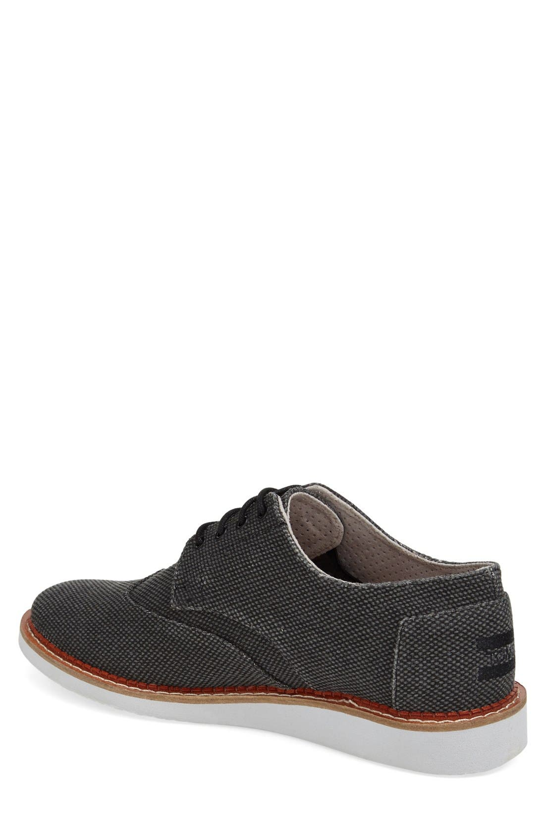 'Classic Brogue' Cotton Twill Derby,                             Alternate thumbnail 17, color,