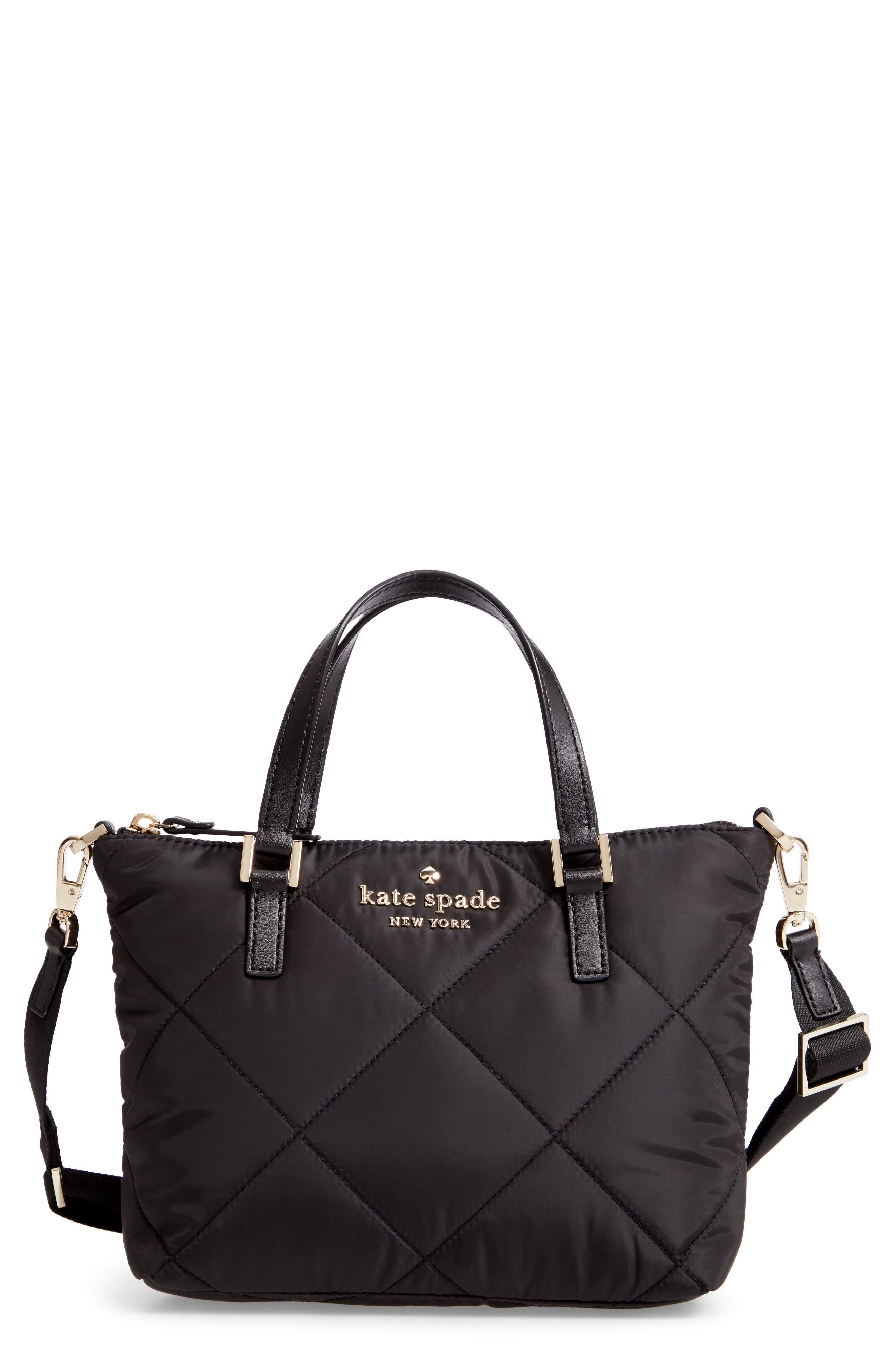 watson lane - quilted lucie crossbody bag,                             Main thumbnail 1, color,                             001
