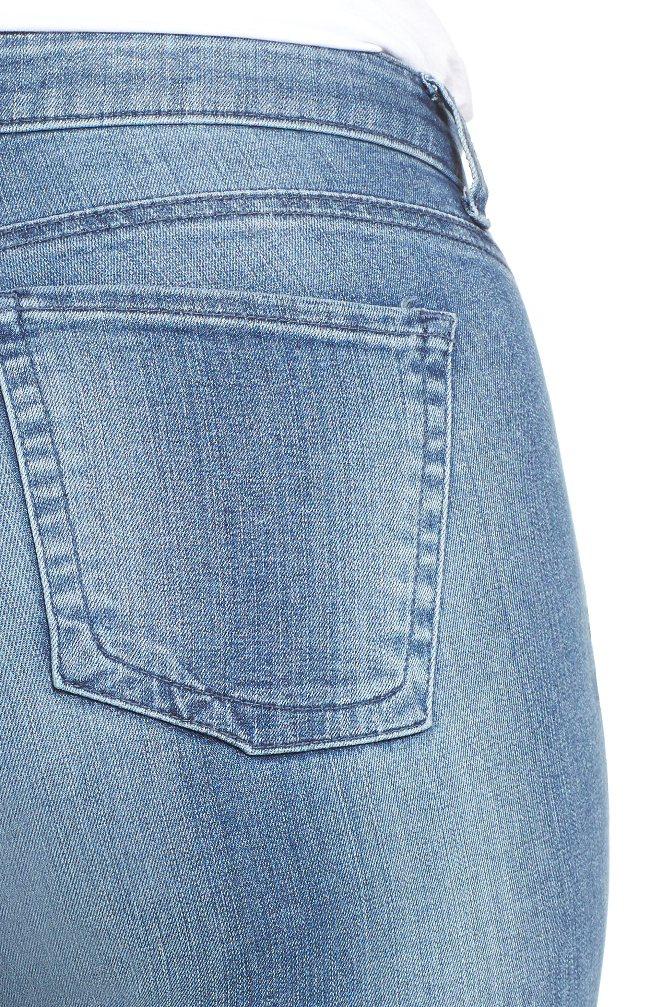 Diana Skinny Jeans,                             Alternate thumbnail 4, color,